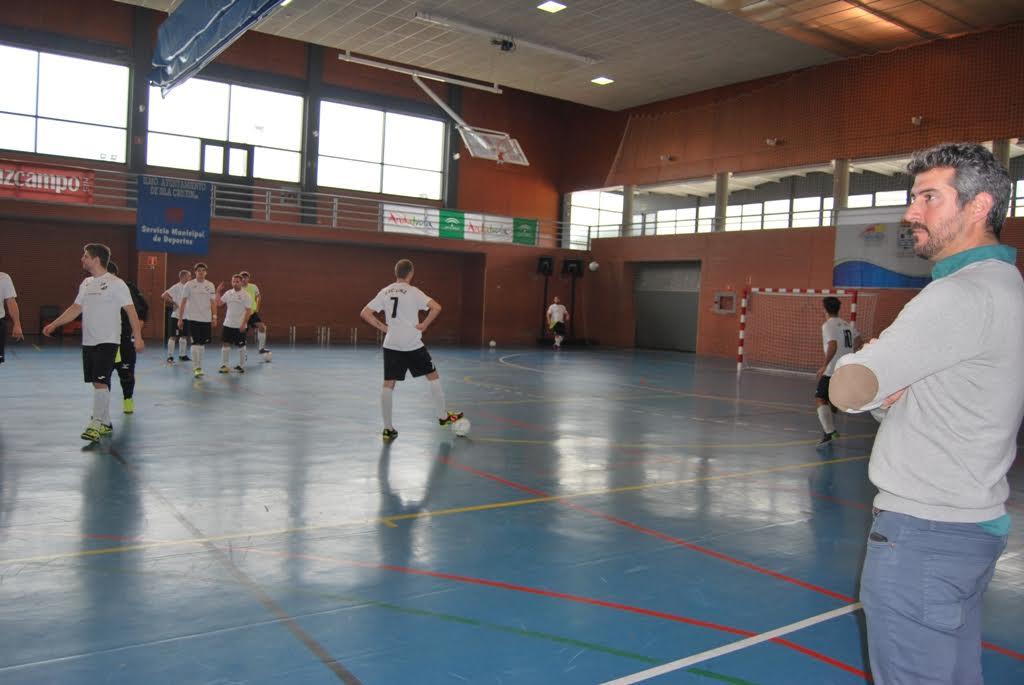 Comienza el Campeonato Internacional de Fútbol Sala para Sordos
