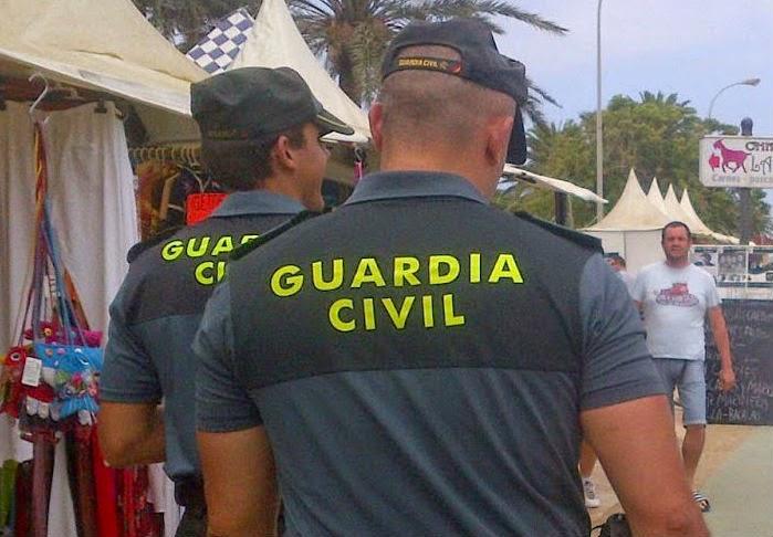 Detenido el autor de diversos robos en Isla Cristina
