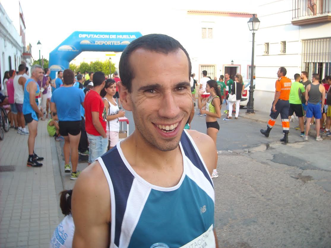 Cortés Campeón Andaluz Absoluto de 1.500 en Pista Cubierta