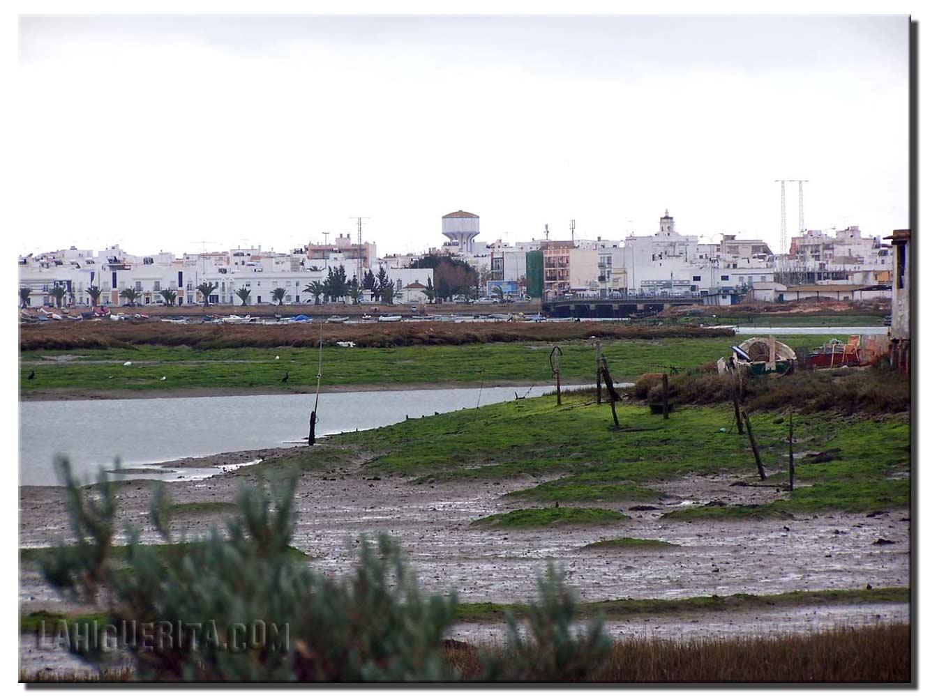 Junta abre el trámite para declarar espacios naturales como las Marismas de Isla Cristina