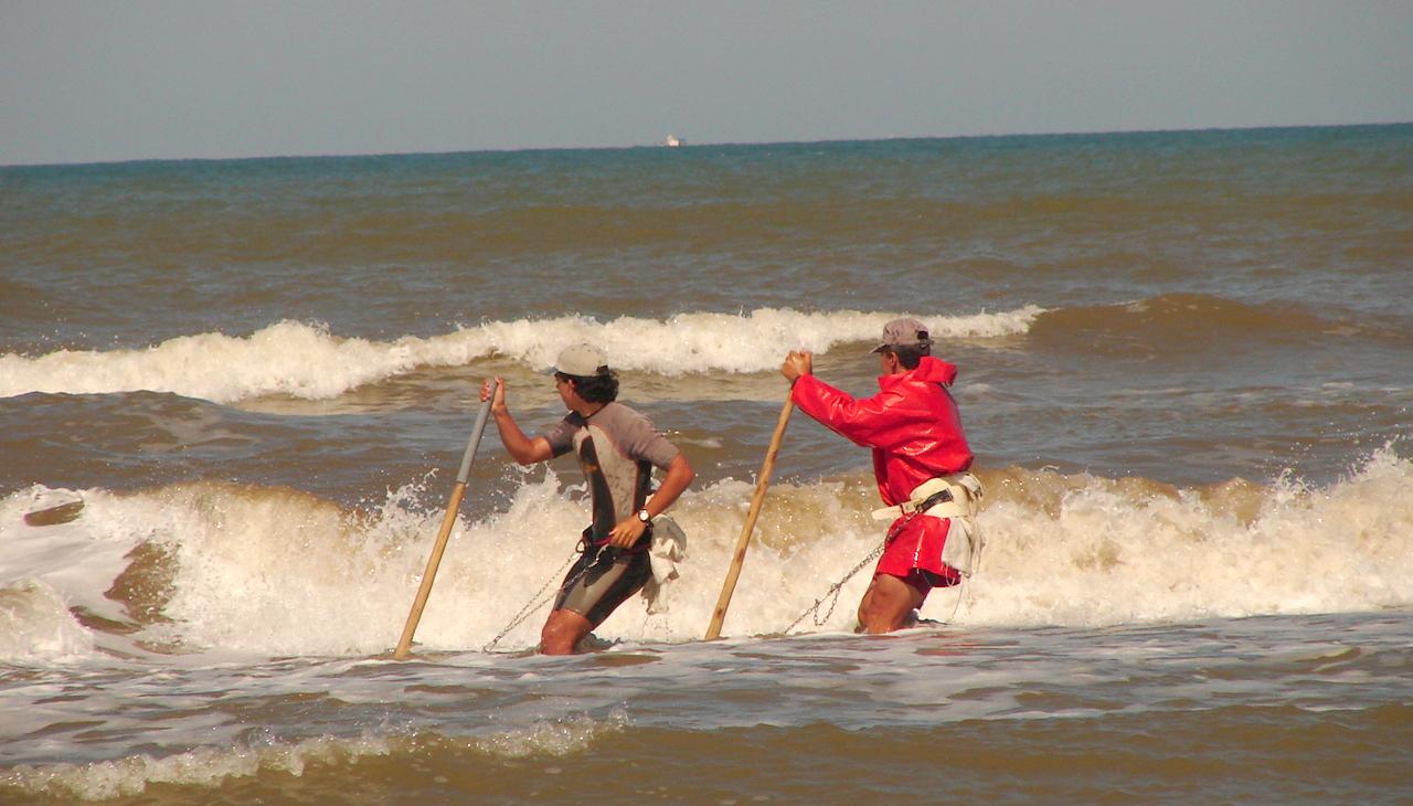 Permitido el marisqueo en la zona de Isla Cristina