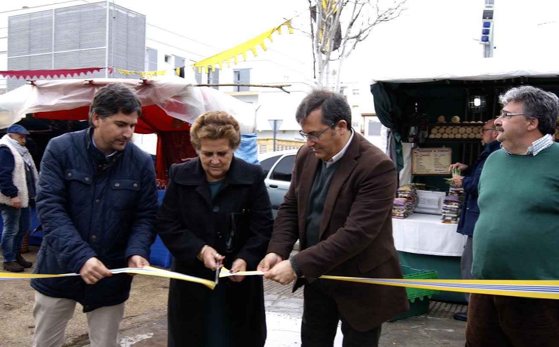 Un Mercado Quijotesco en Isla Cristina para conmemorar el cuarto centenario de la muerte de Cervantes