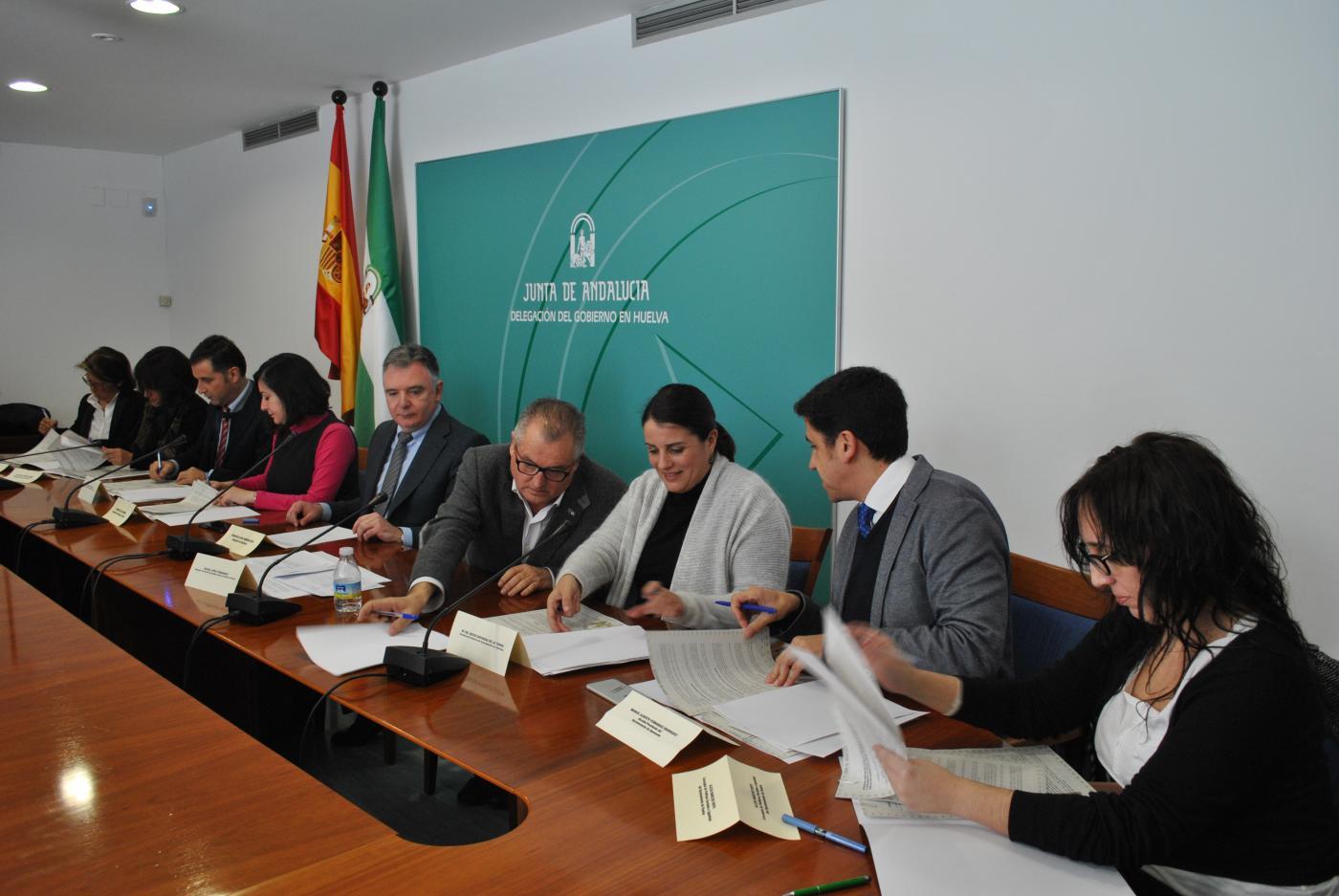 La Junta garantiza el Programa de Tratamiento a Familias en Isla Cristina