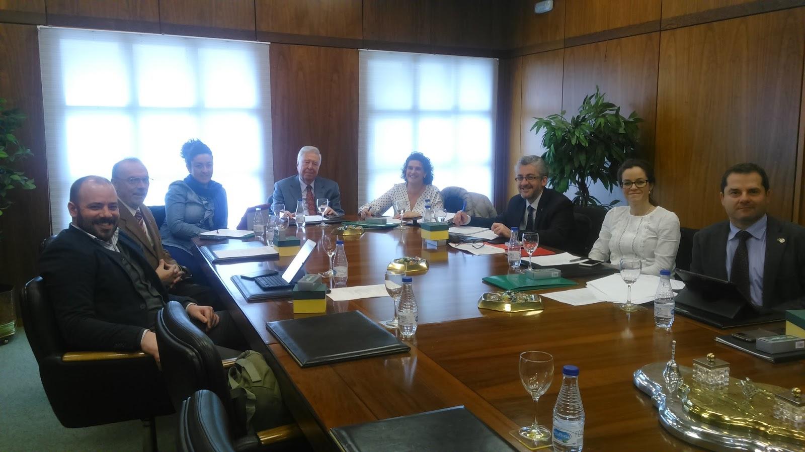 'Huelva Potencia Económica' se fija como primer objetivo impulsar el proyecto CEUS