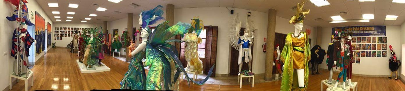 Se reabre al público la Muestra de Carnaval de la Oficina Municipal de Turismo