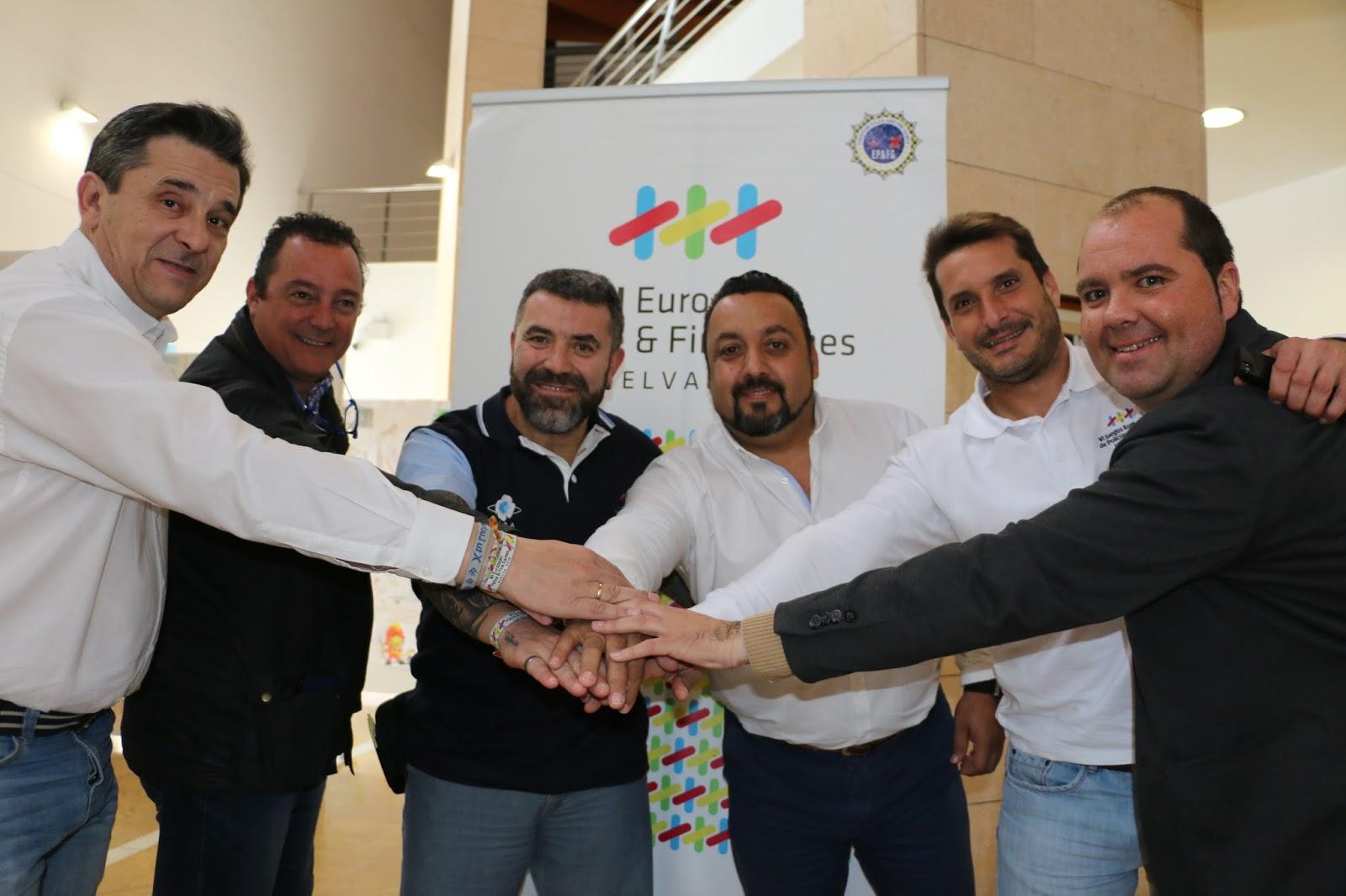 TELWI, Distribuidor de Telecomunicaciones de los VI Juegos Europeos de Policía y Bomberos Huelva 2016