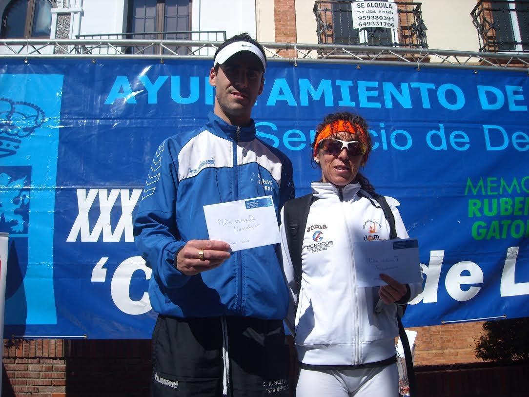 Adrián Andivia y María Belmonte ganan el Ciudad de Lepe / Andrés Guerrero (C.A. Isla Cristina) 2º en alevín