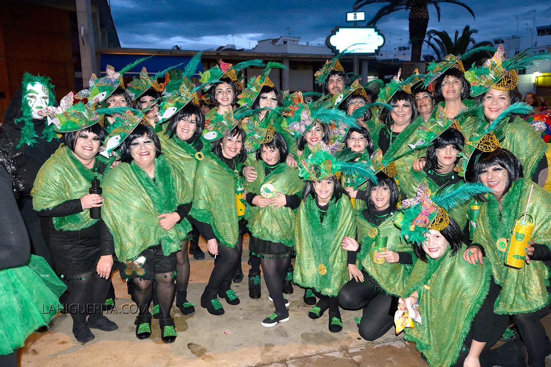 Entierro de la Sardina del Carnaval de Isla Cristina 2016