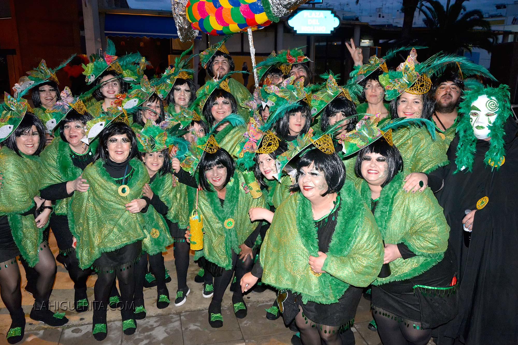 Entierro de la sardina carnaval isla cristina _DSC1921