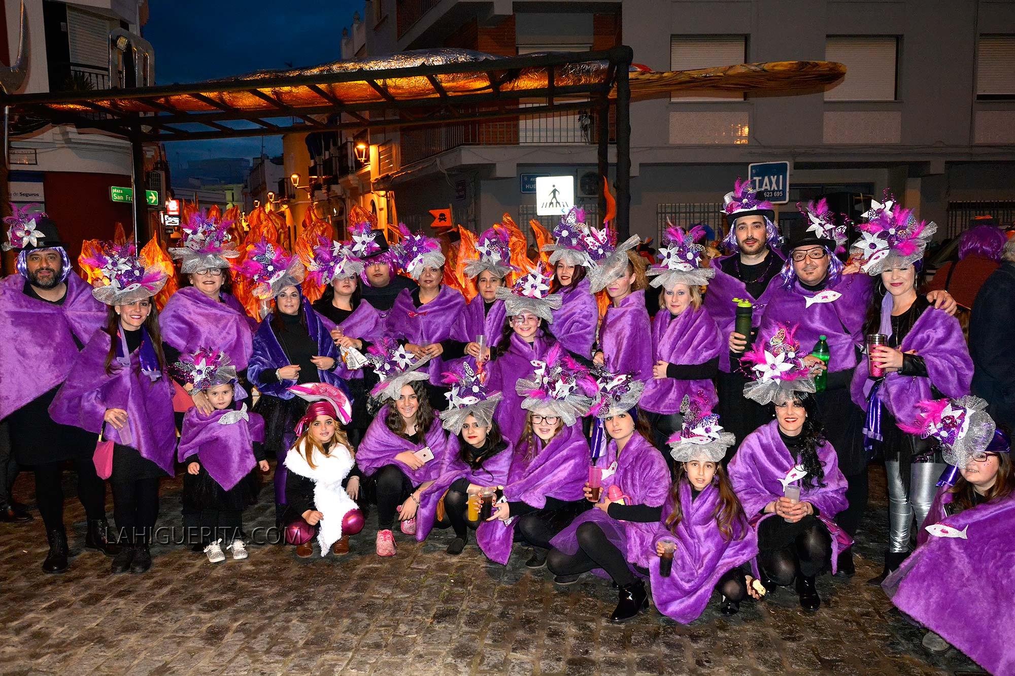 Entierro de la sardina carnaval isla cristina _DSC1935