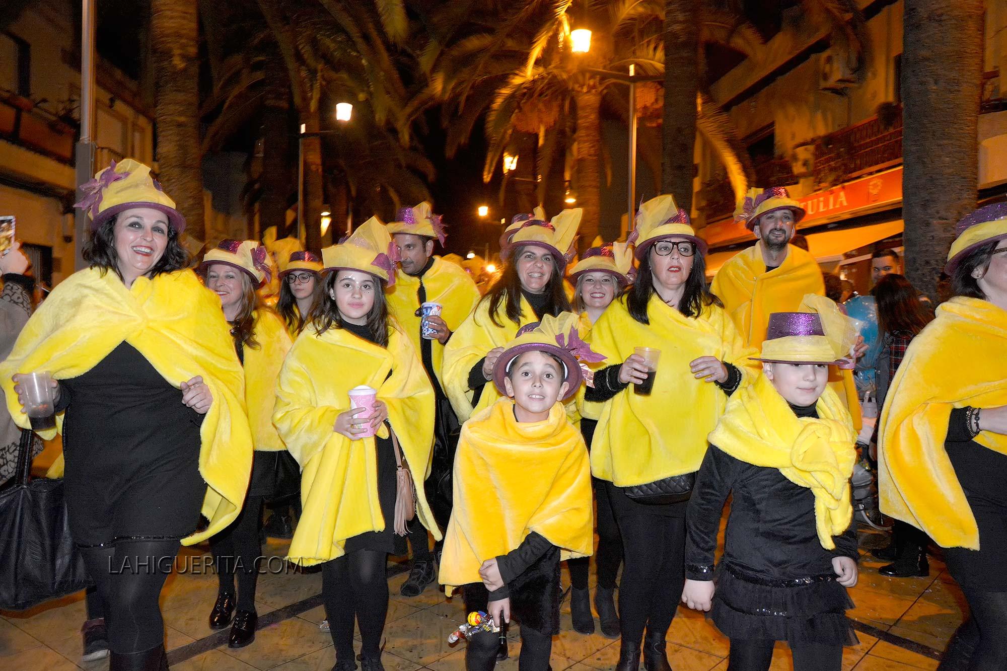 Entierro de la sardina carnaval isla cristina _DSC2027