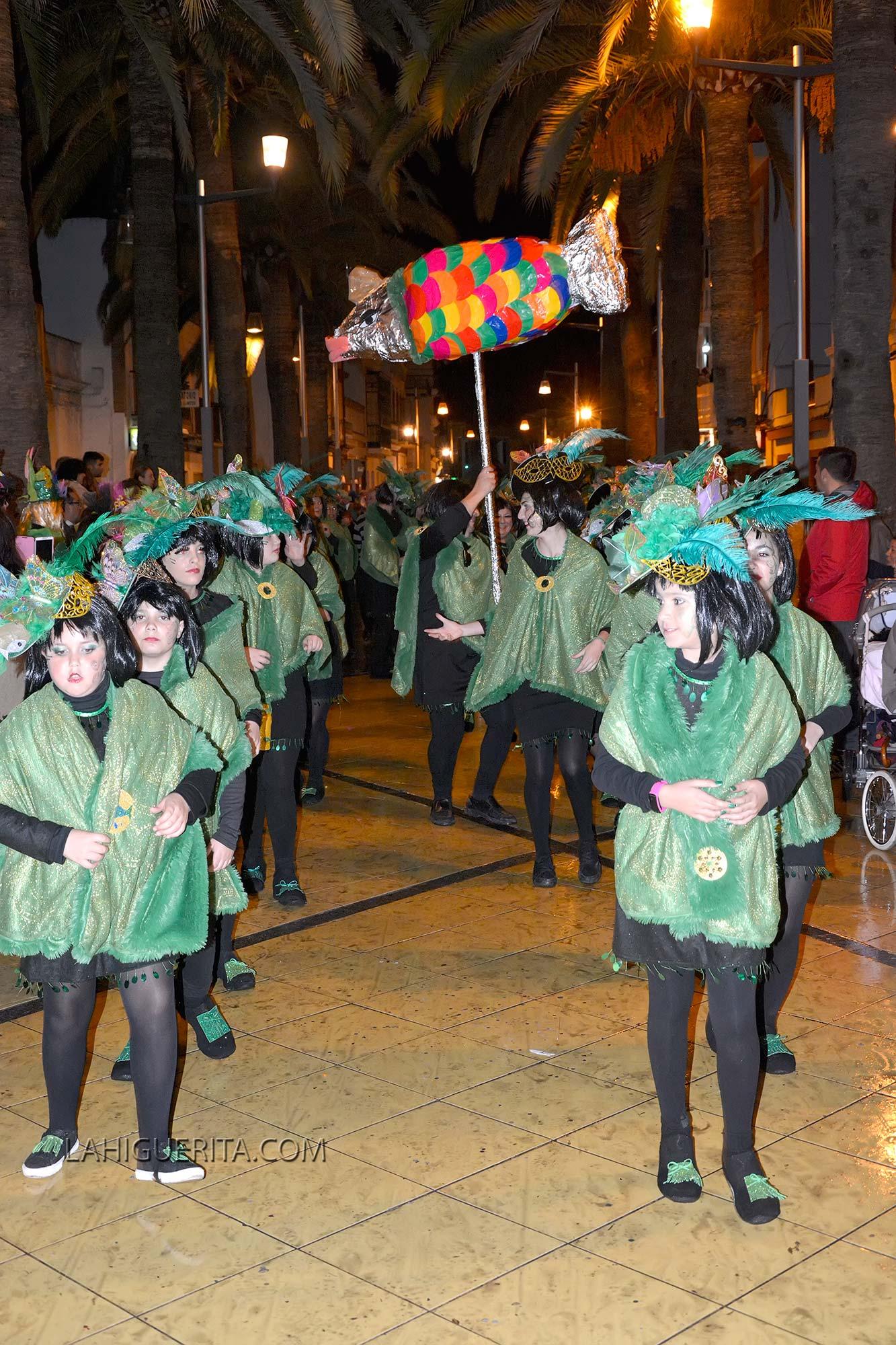 Entierro de la sardina carnaval isla cristina _DSC2038