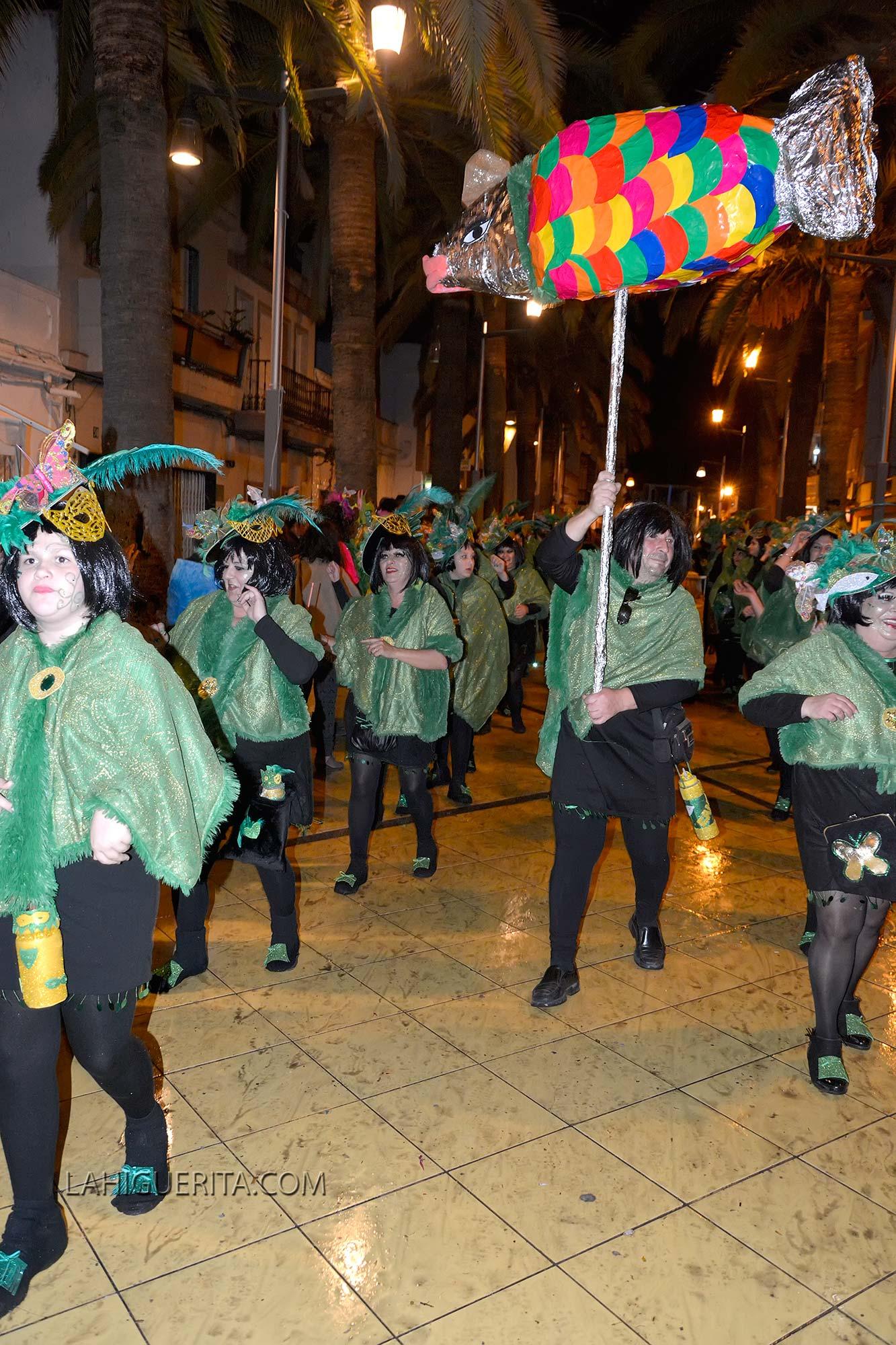 Entierro de la sardina carnaval isla cristina _DSC2040