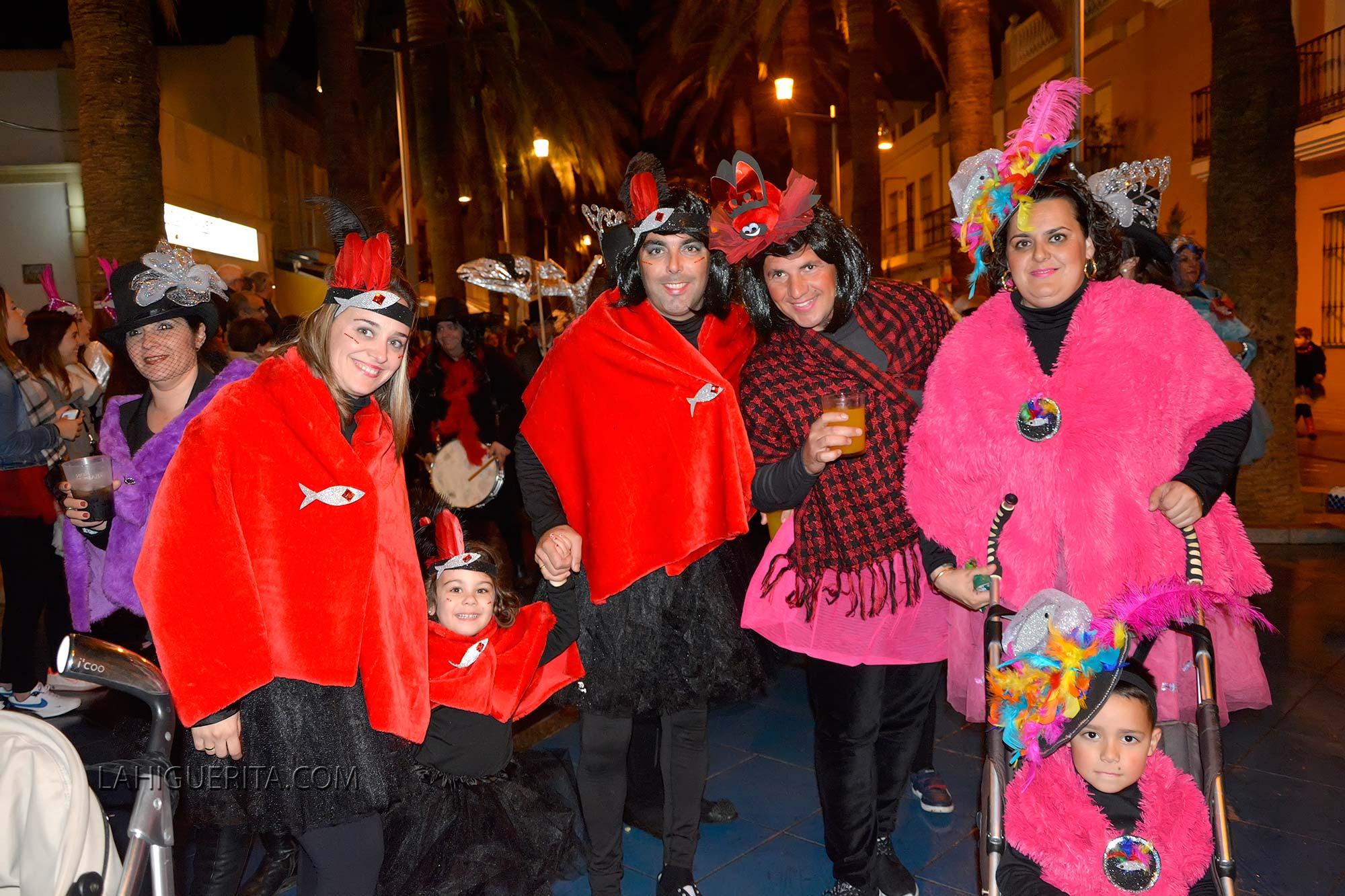 Entierro de la sardina carnaval isla cristina _DSC2065