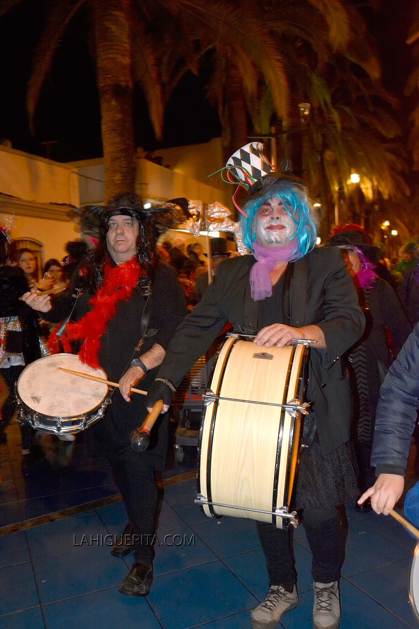 Entierro de la sardina carnaval isla cristina _DSC2067
