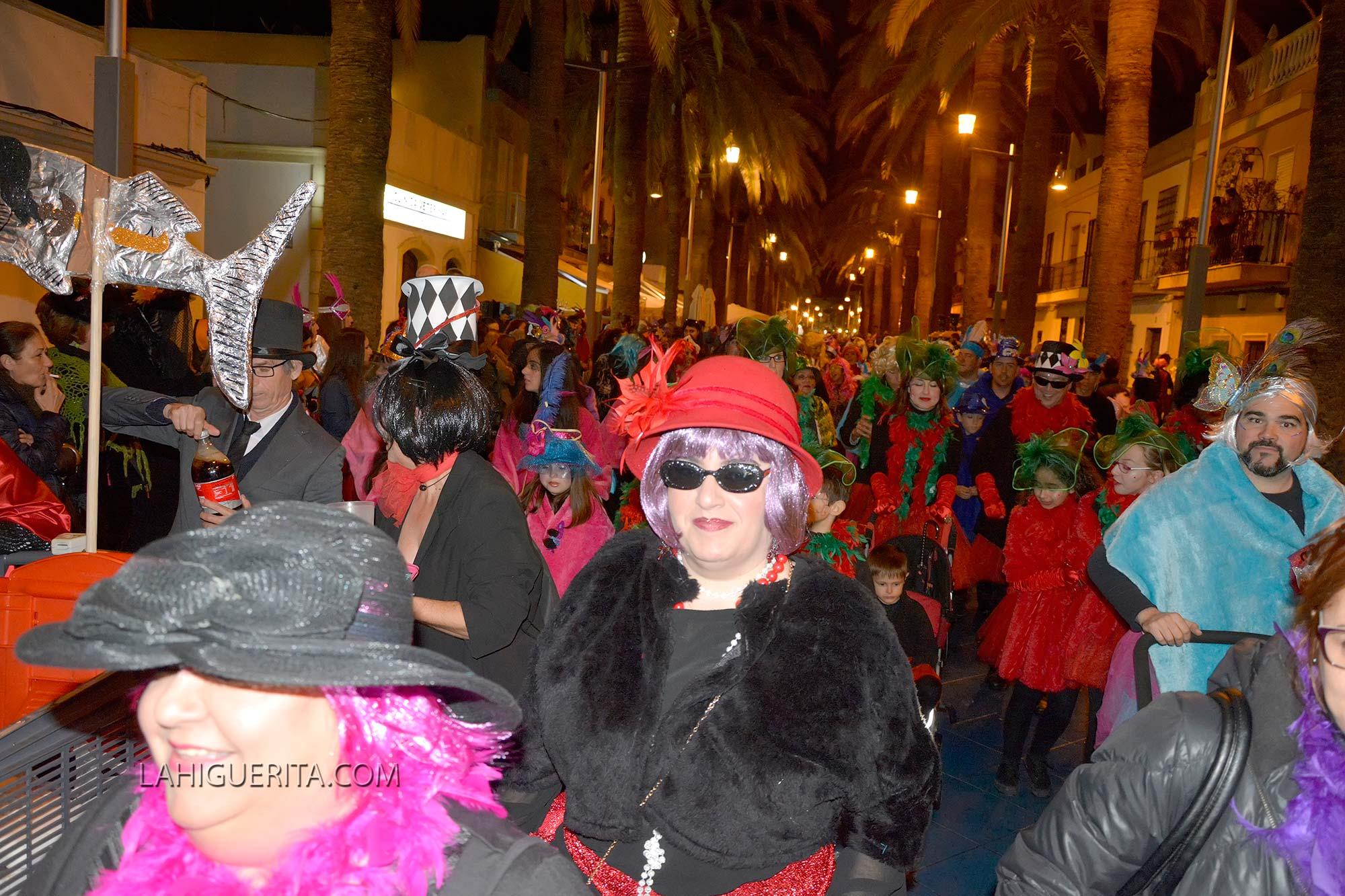 Entierro de la sardina carnaval isla cristina _DSC2069