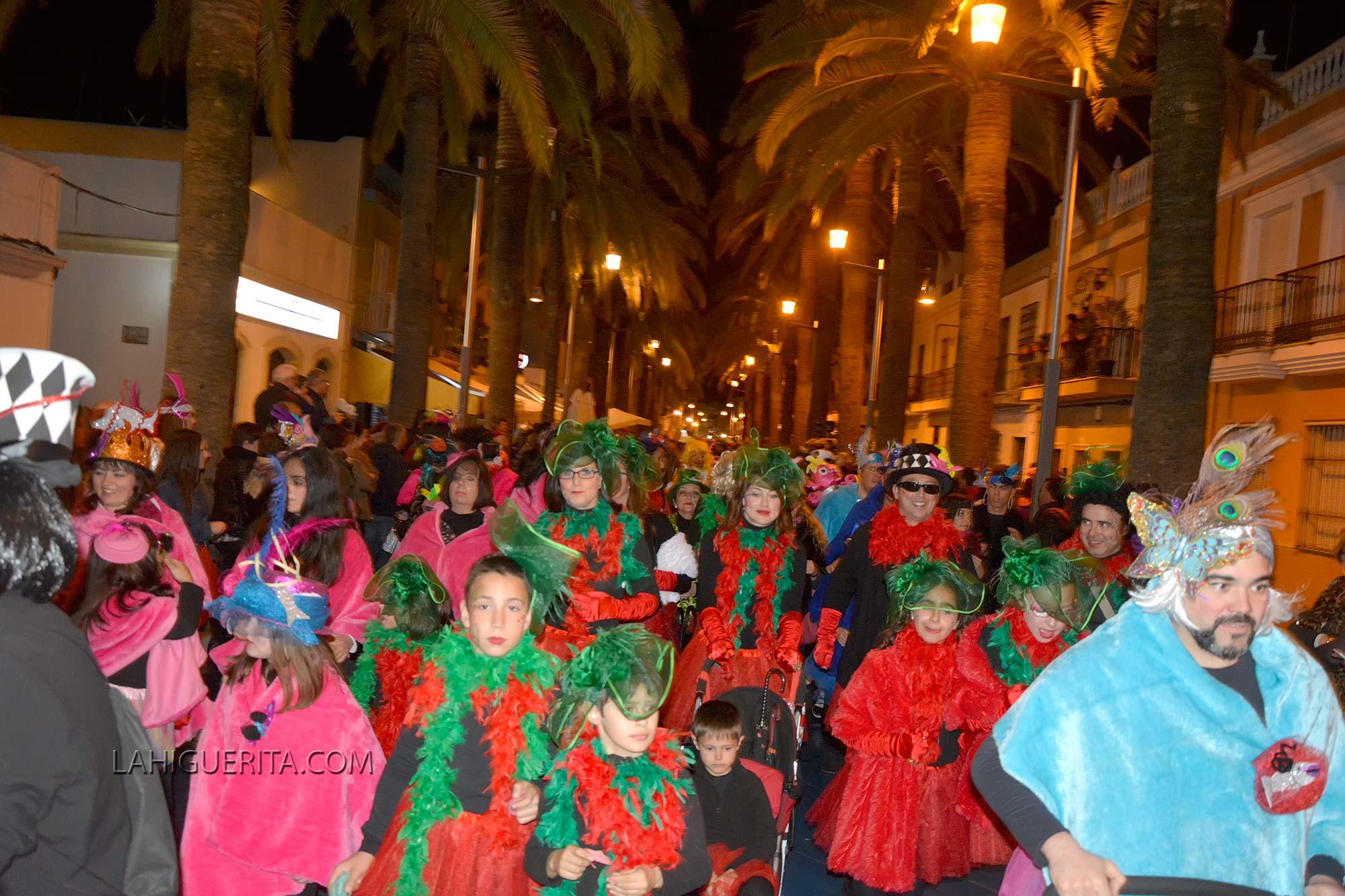 Entierro de la sardina carnaval isla cristina _DSC2070