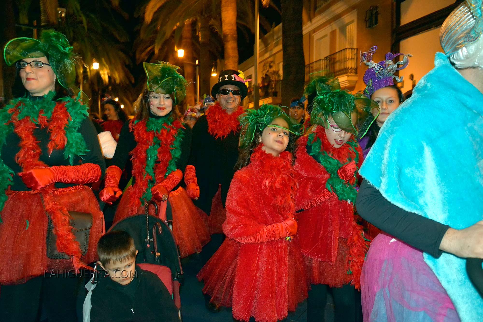 Entierro de la sardina carnaval isla cristina _DSC2072