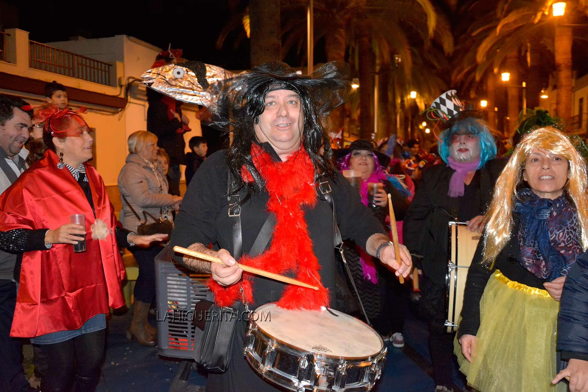 Entierro de la sardina carnaval isla cristina _DSC2084