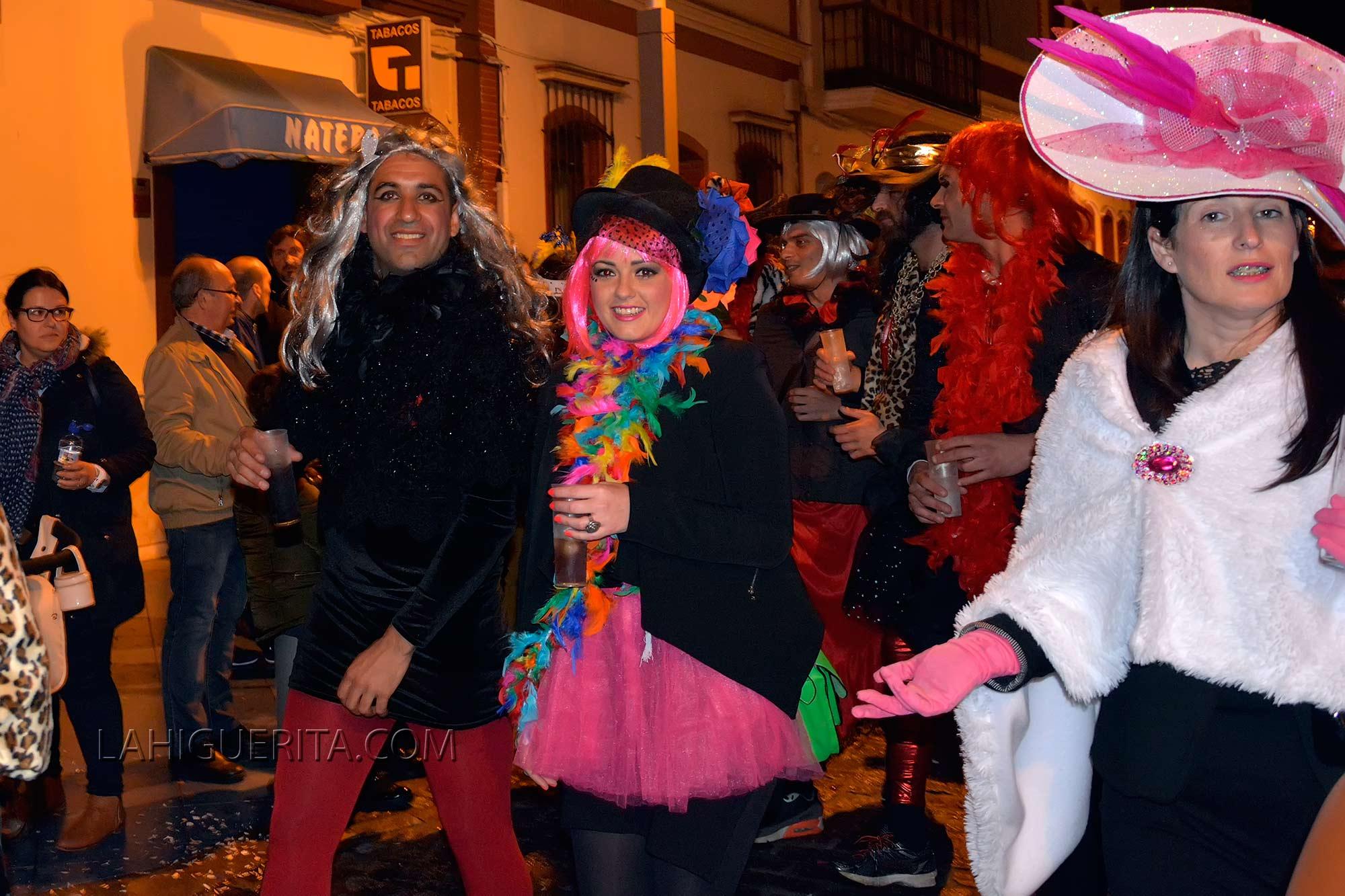 Entierro de la sardina carnaval isla cristina _DSC2097