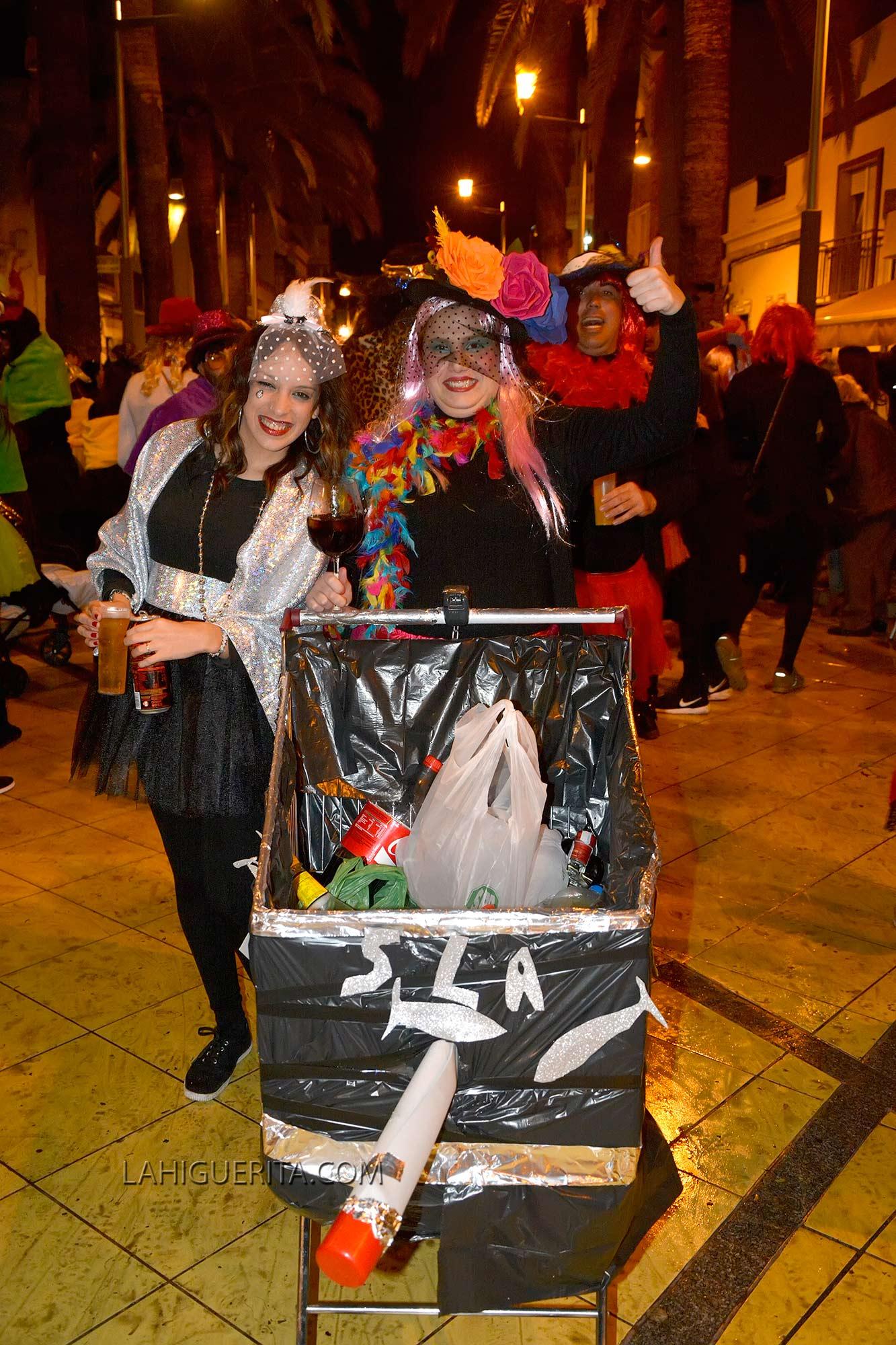 Entierro de la sardina carnaval isla cristina _DSC2115