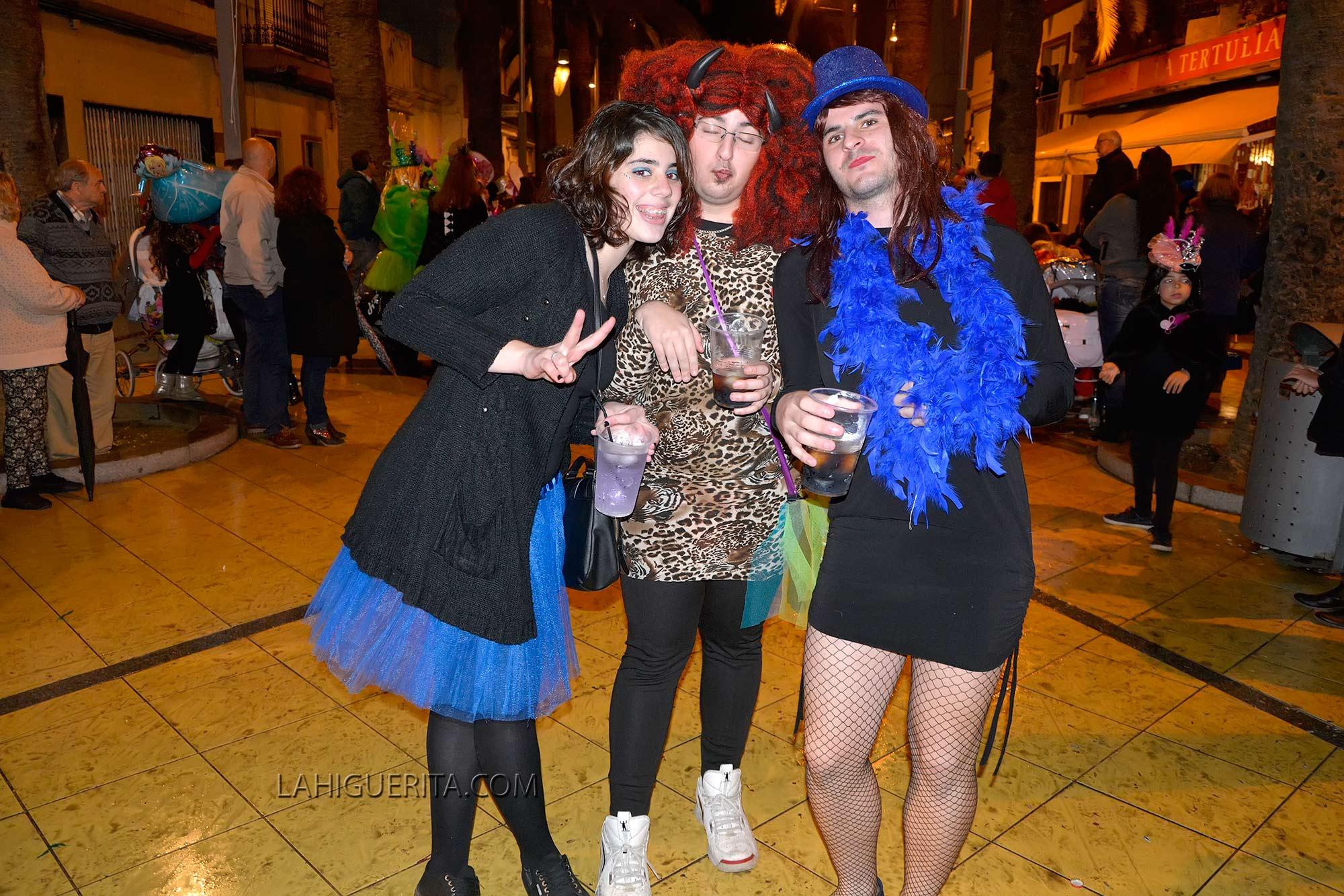 Entierro de la sardina carnaval isla cristina _DSC2126