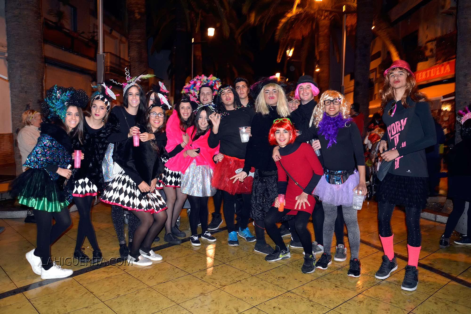 Entierro de la sardina carnaval isla cristina _DSC2130