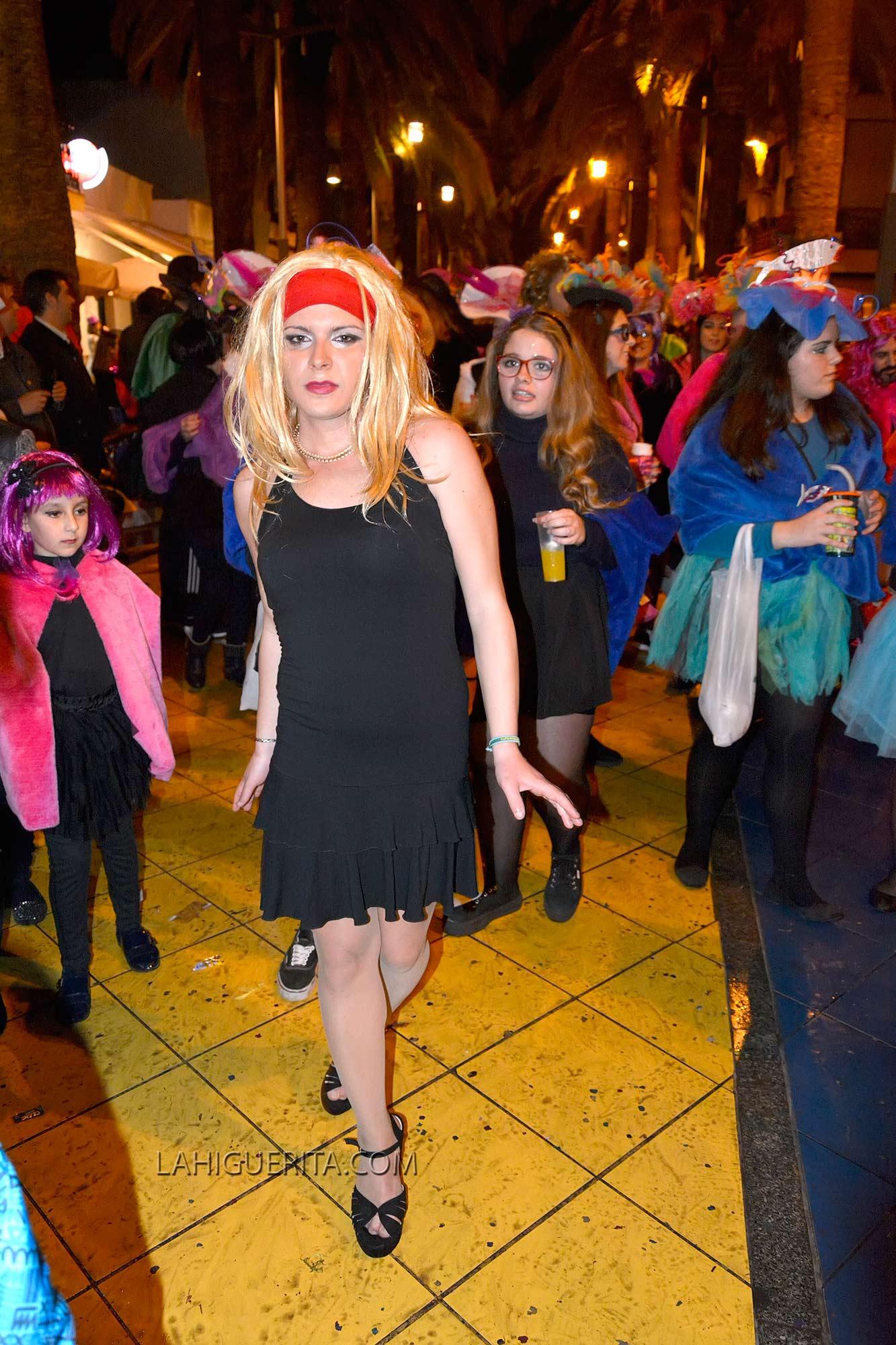 Entierro de la sardina carnaval isla cristina _DSC2139