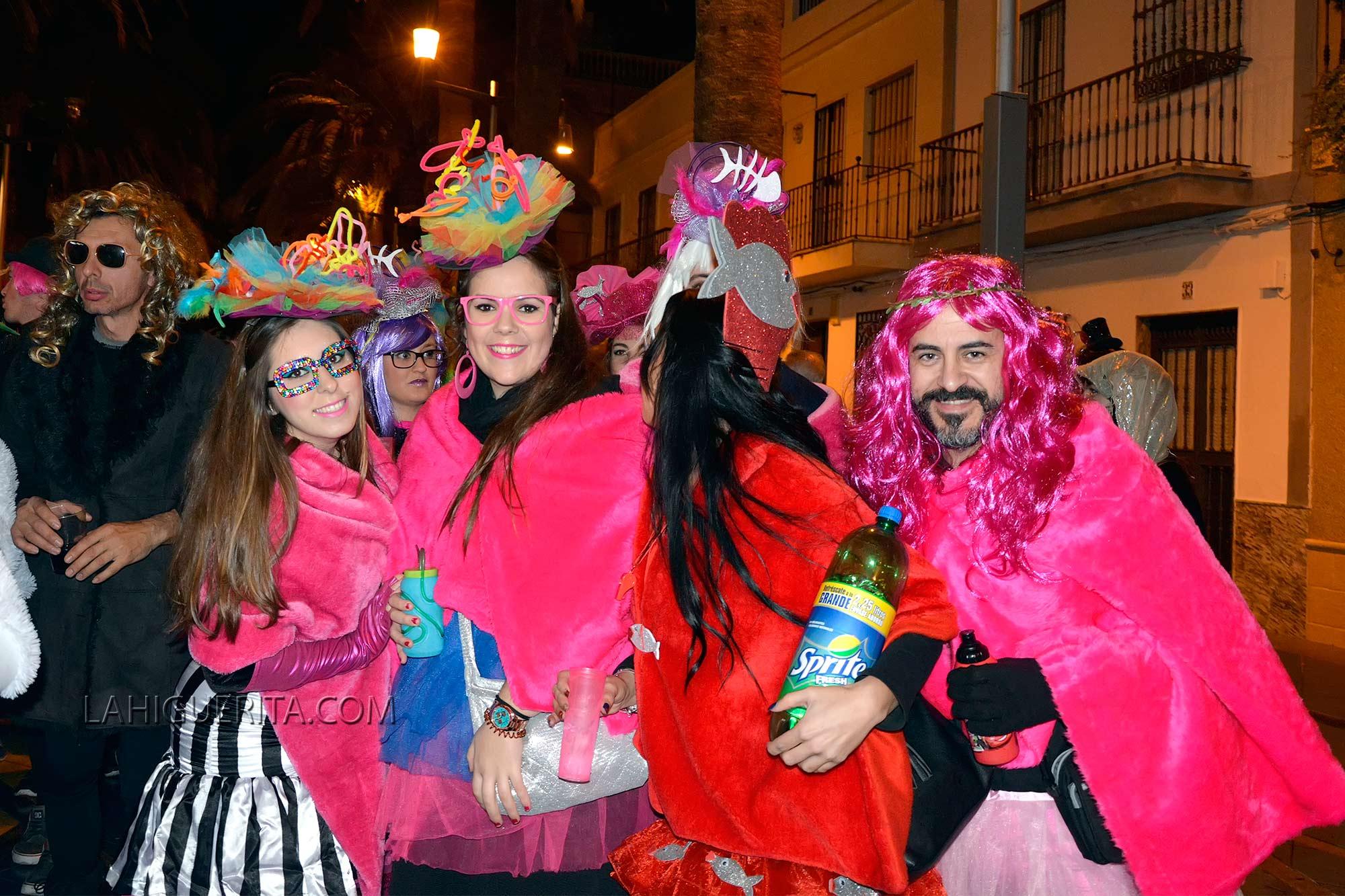 Entierro de la sardina carnaval isla cristina _DSC2146