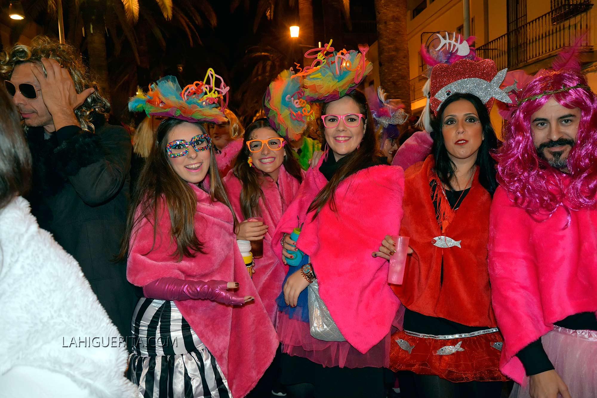Entierro de la sardina carnaval isla cristina _DSC2148