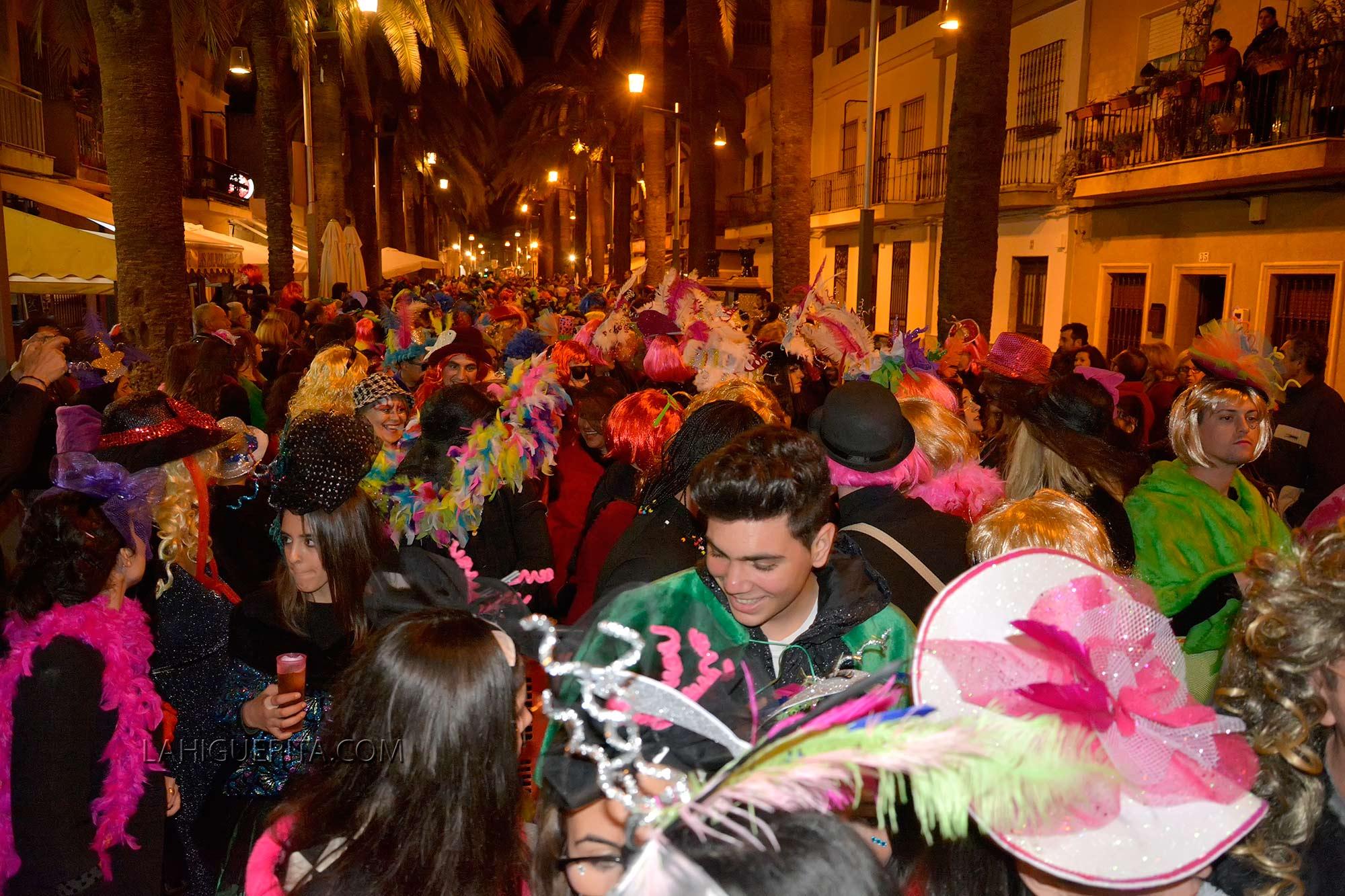 Entierro de la sardina carnaval isla cristina _DSC2149