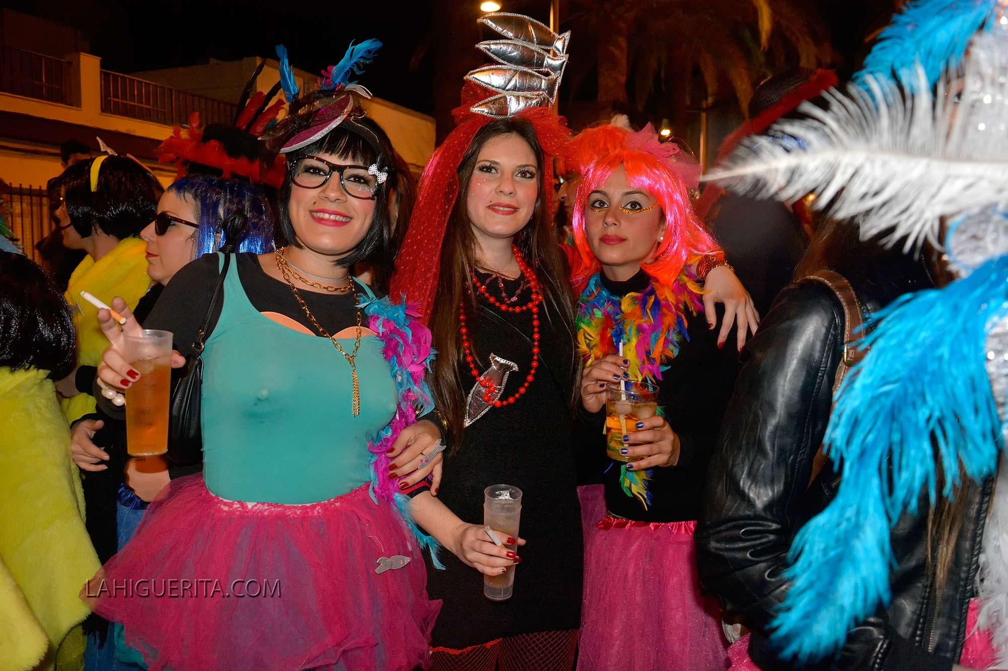 Entierro de la sardina carnaval isla cristina _DSC2153