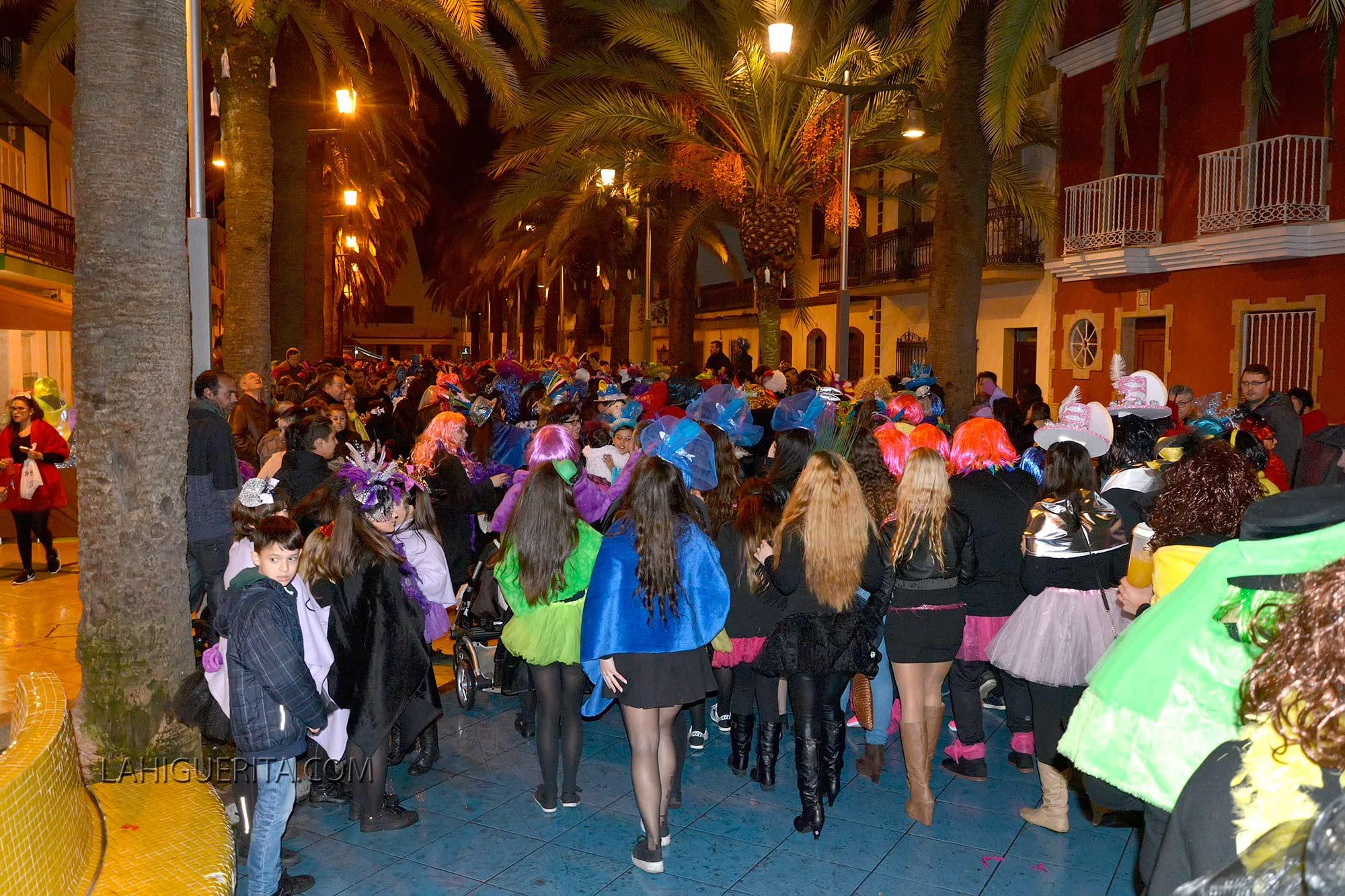 Entierro de la sardina carnaval isla cristina _DSC2157