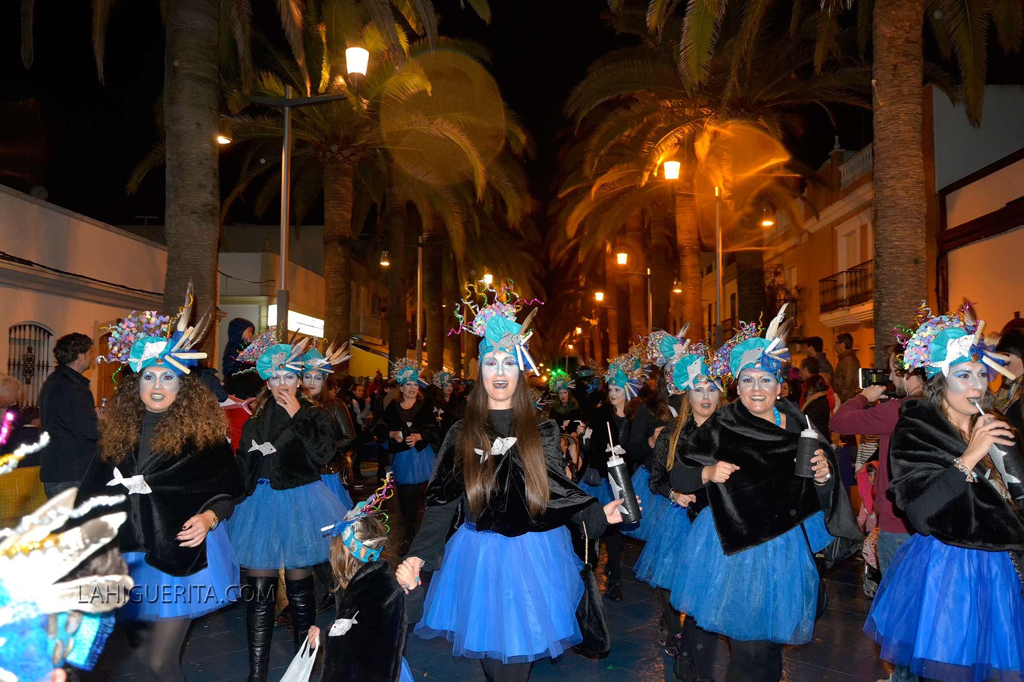 Entierro de la sardina carnaval isla cristina _DSC2167