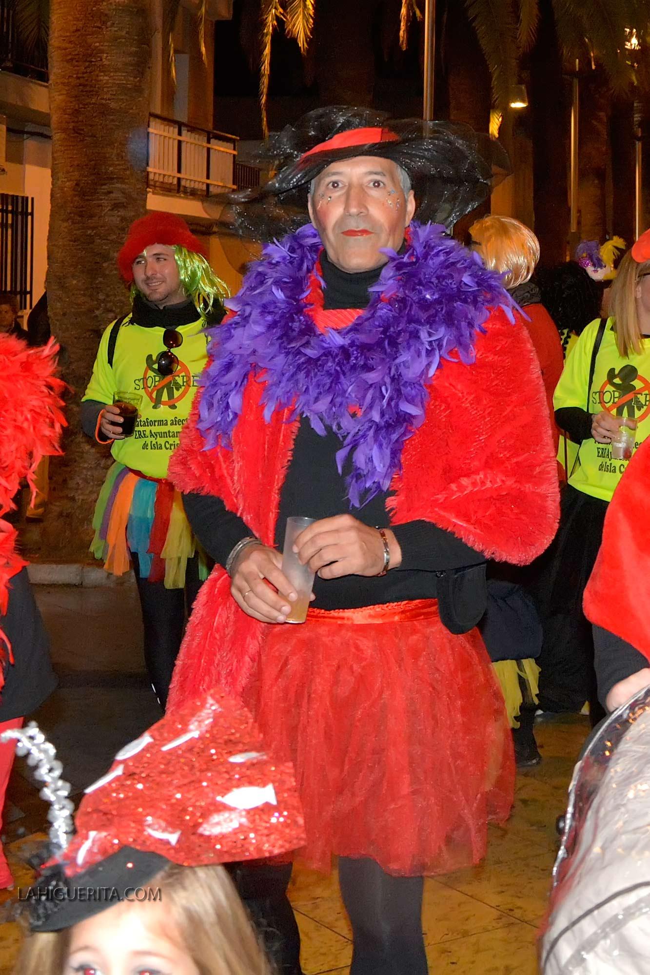 Entierro de la sardina carnaval isla cristina _DSC2175