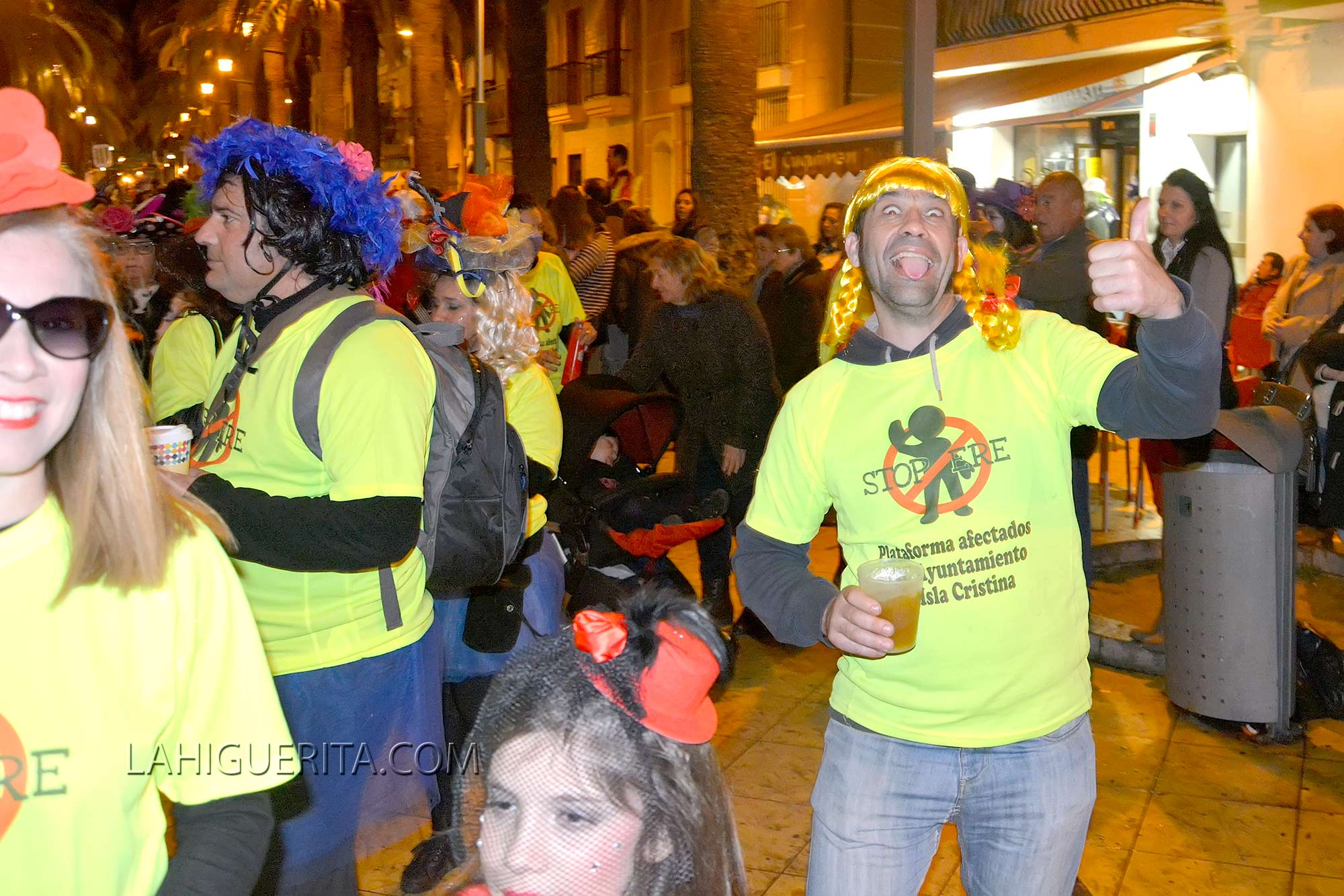 Entierro de la sardina carnaval isla cristina _DSC2182