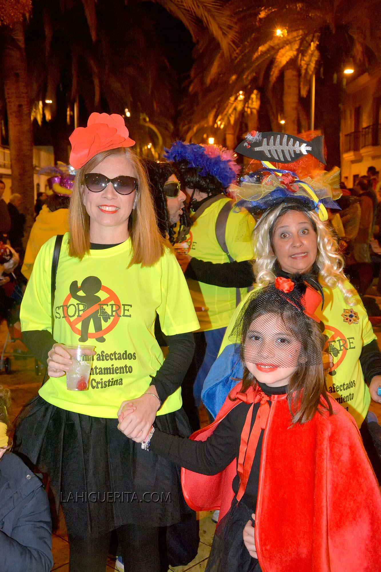 Entierro de la sardina carnaval isla cristina _DSC2184