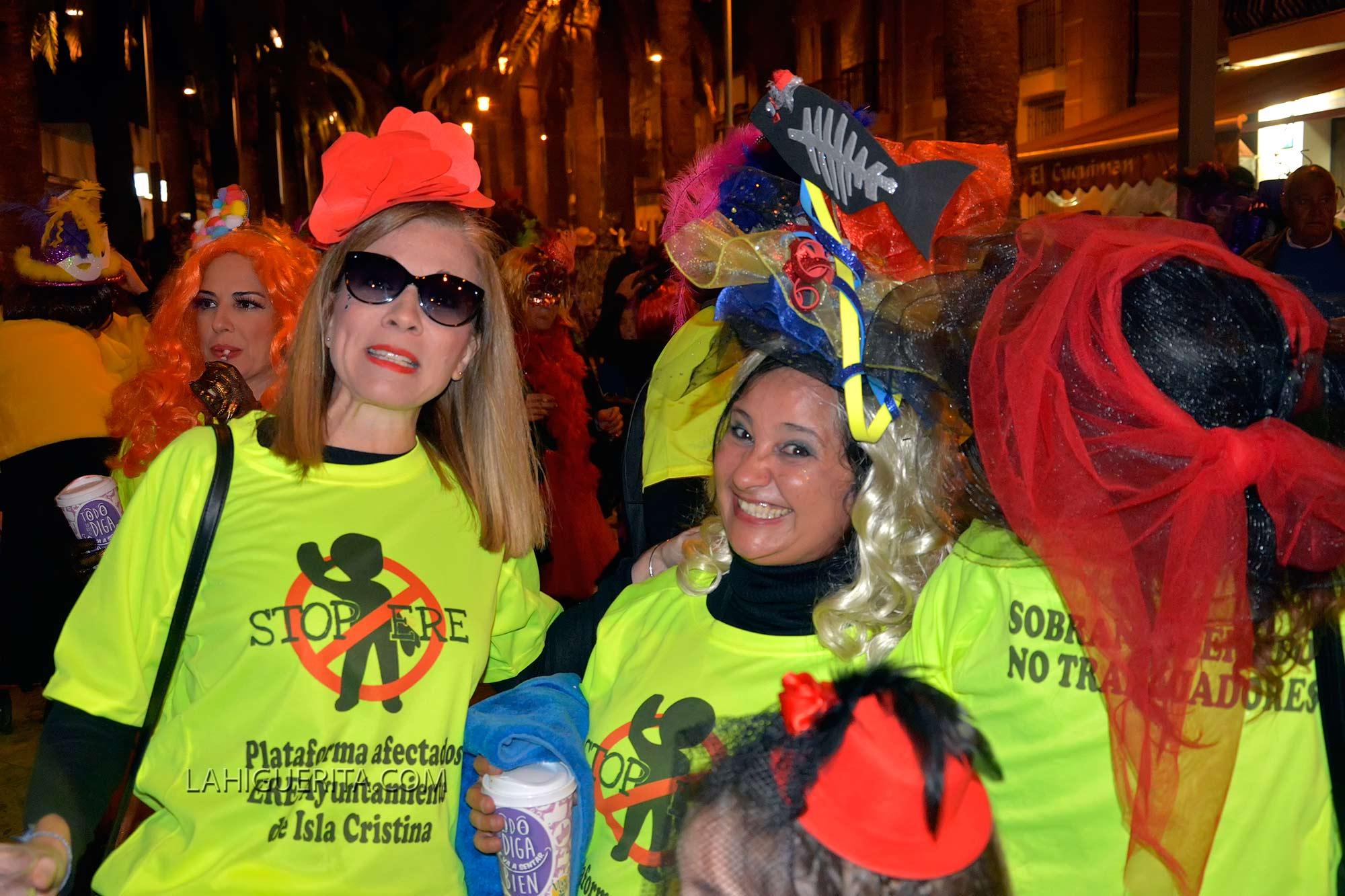 Entierro de la sardina carnaval isla cristina _DSC2186