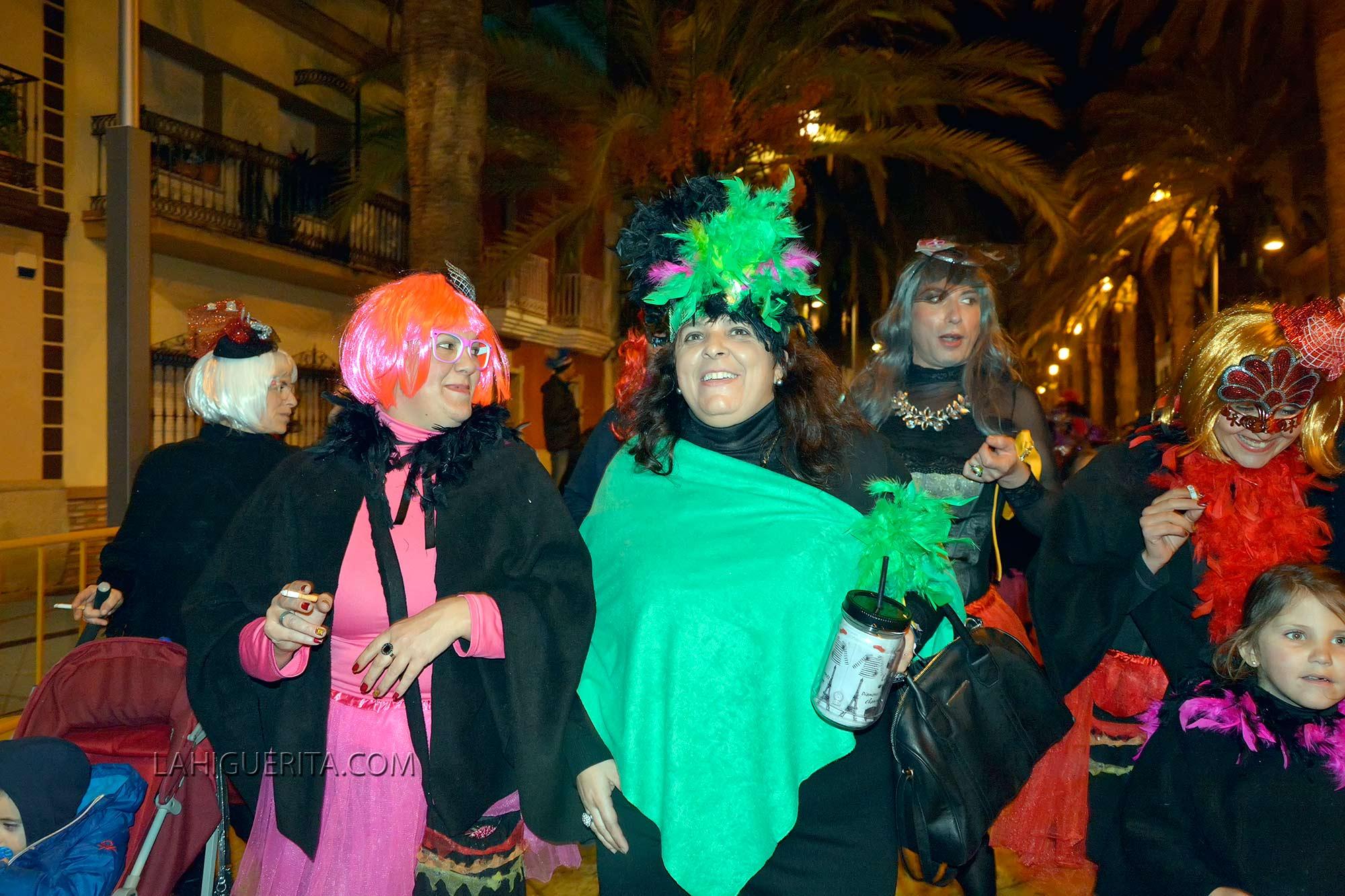 Entierro de la sardina carnaval isla cristina _DSC2193