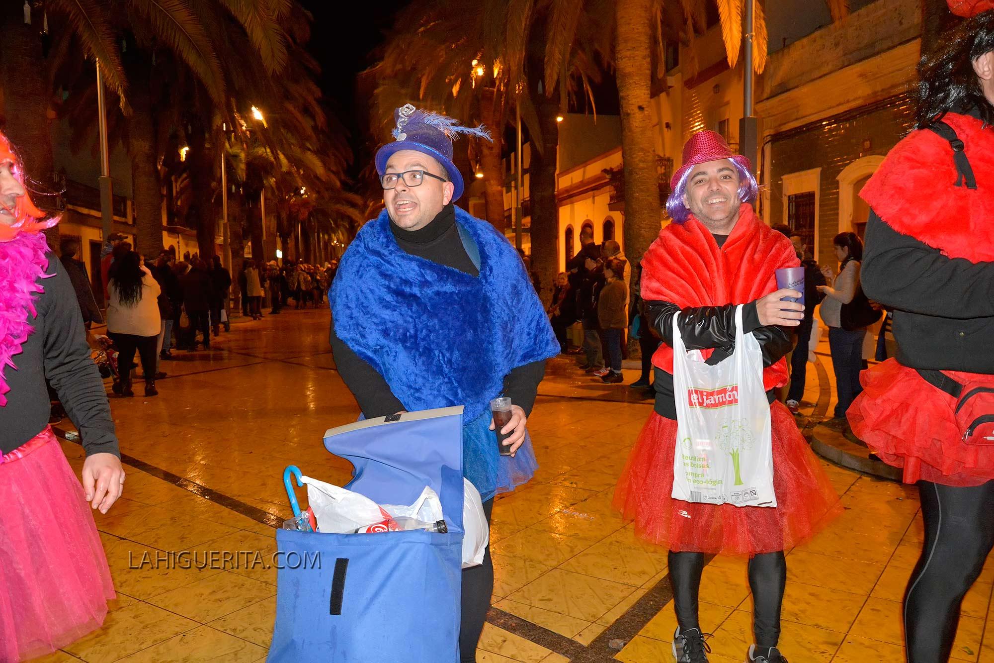 Entierro de la sardina carnaval isla cristina _DSC2199