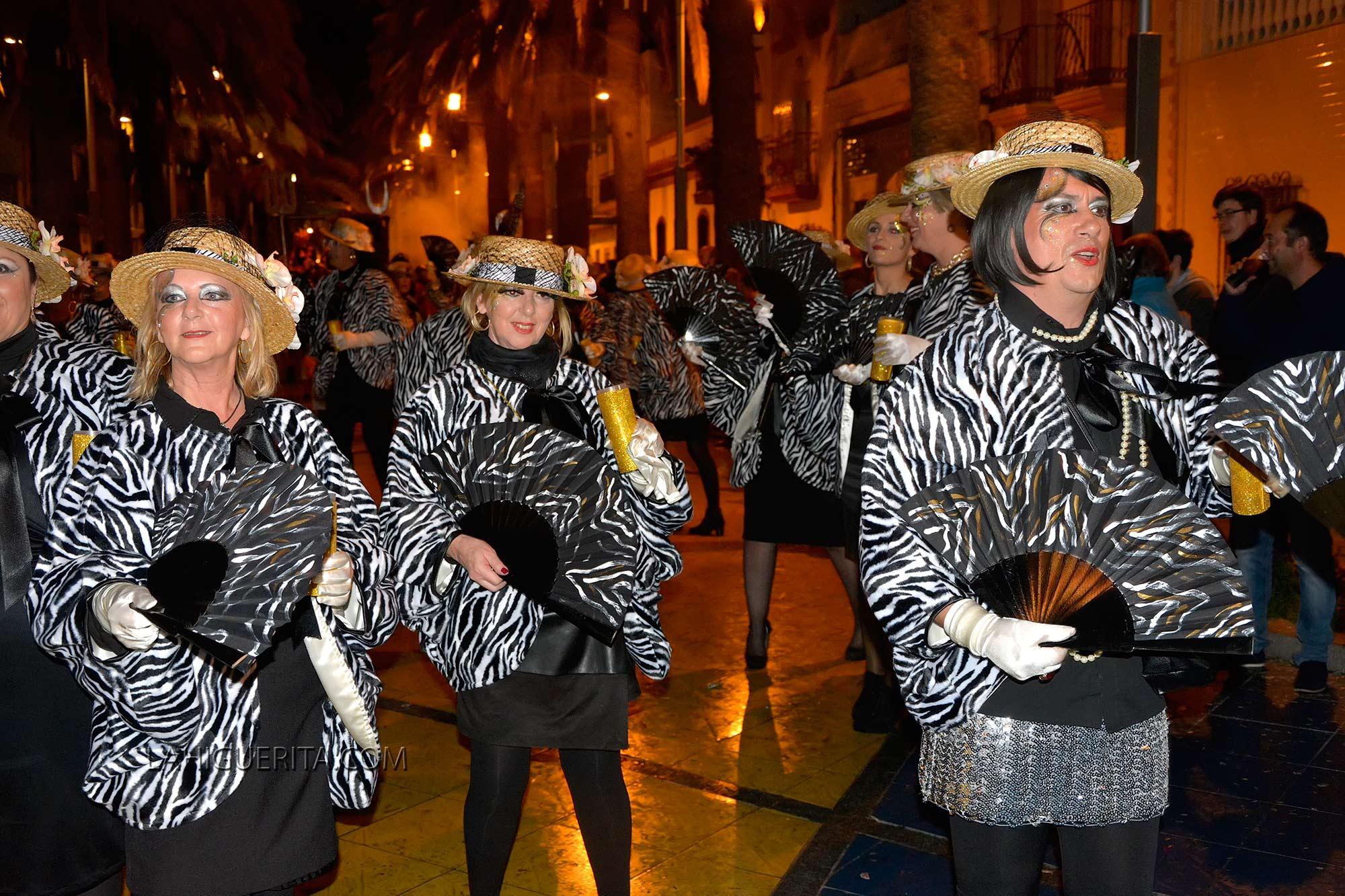 Entierro de la sardina carnaval isla cristina _DSC2216