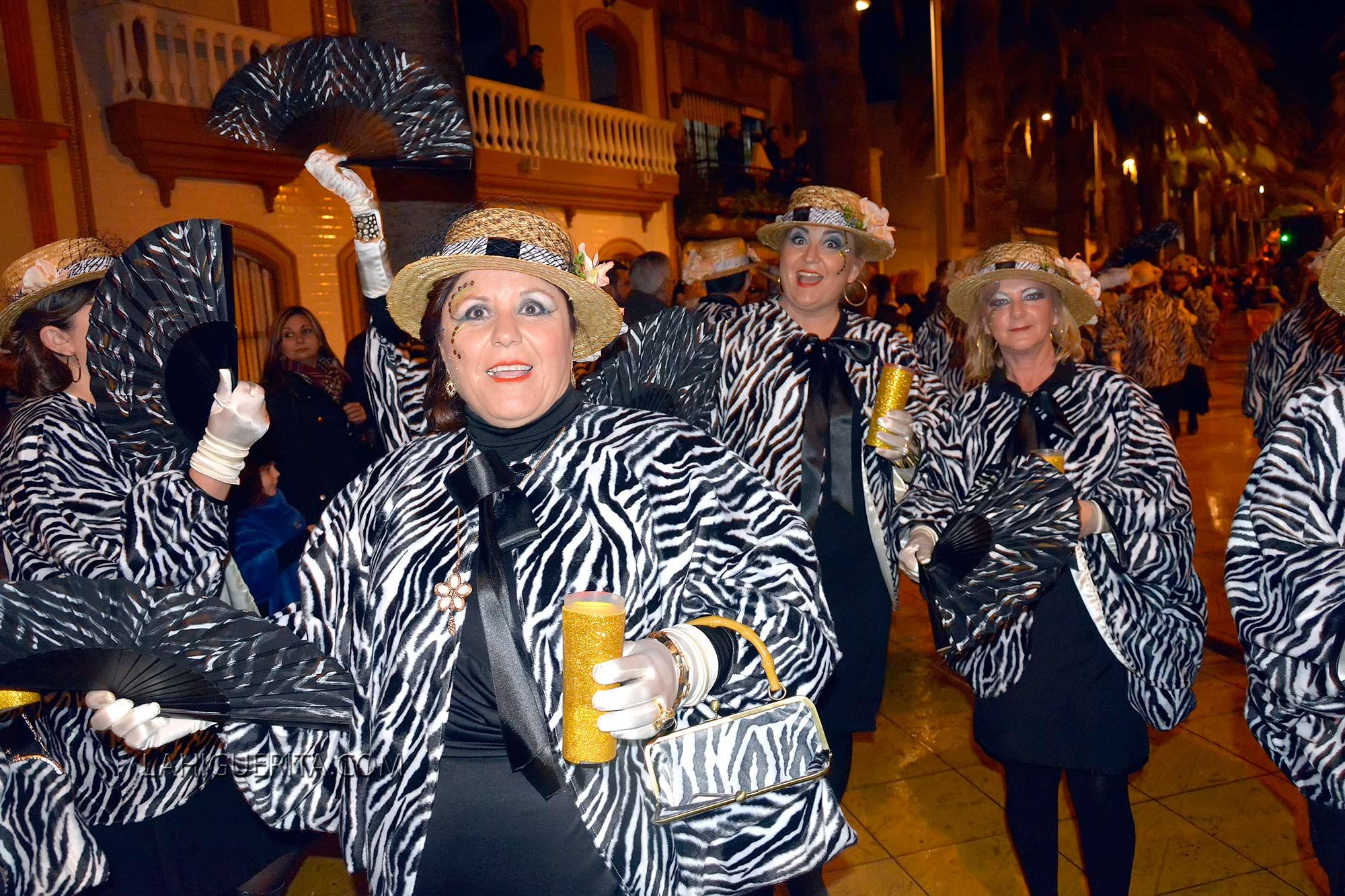 Entierro de la sardina carnaval isla cristina _DSC2218