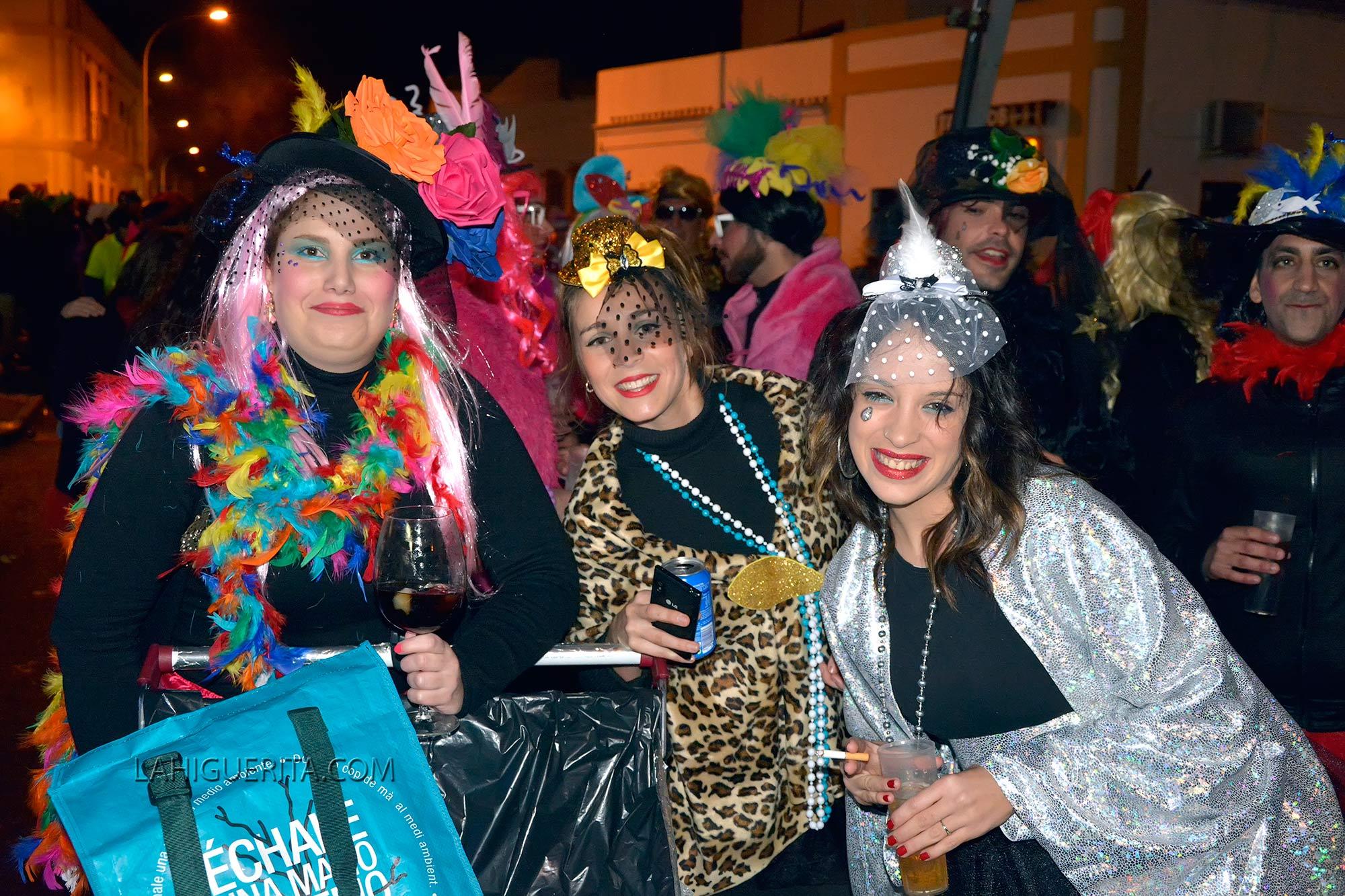 Entierro de la sardina carnaval isla cristina _DSC2275
