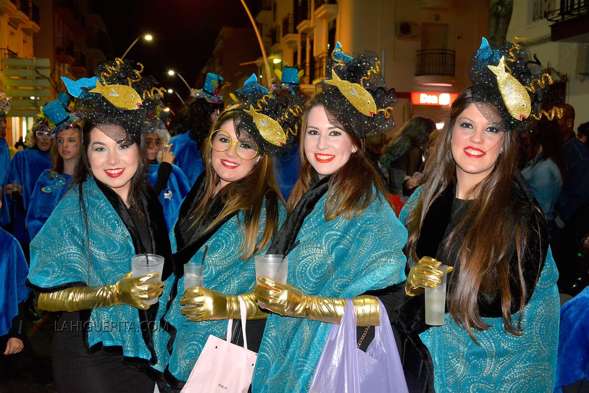 Entierro de la sardina carnaval isla cristina _DSC2276
