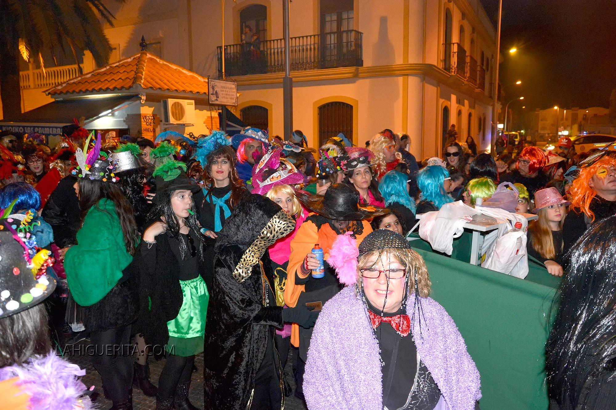 Entierro de la sardina carnaval isla cristina _DSC2286