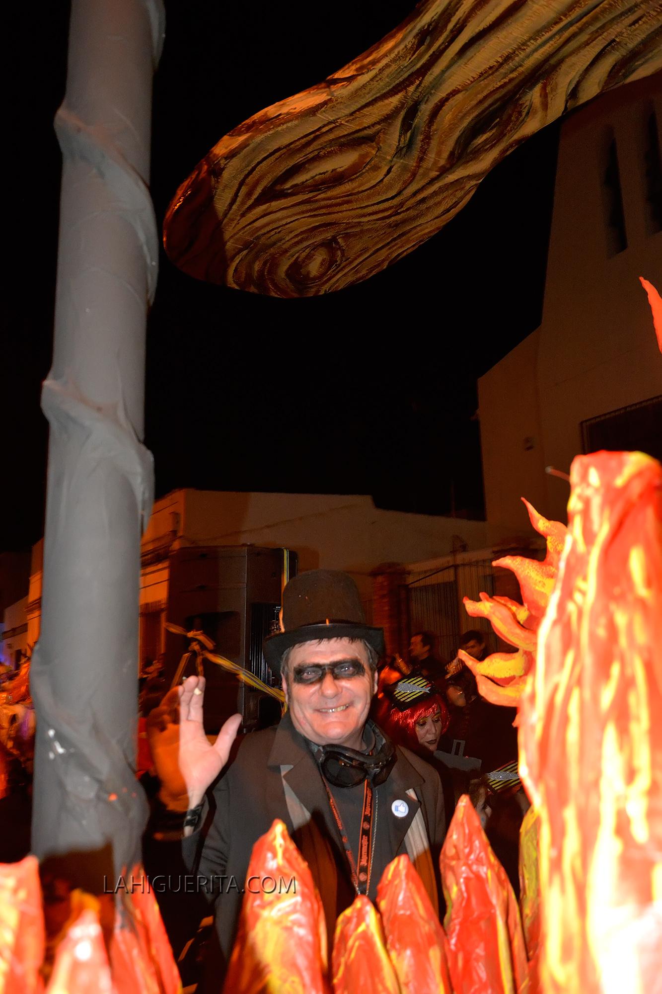 Entierro de la sardina carnaval isla cristina _DSC2290