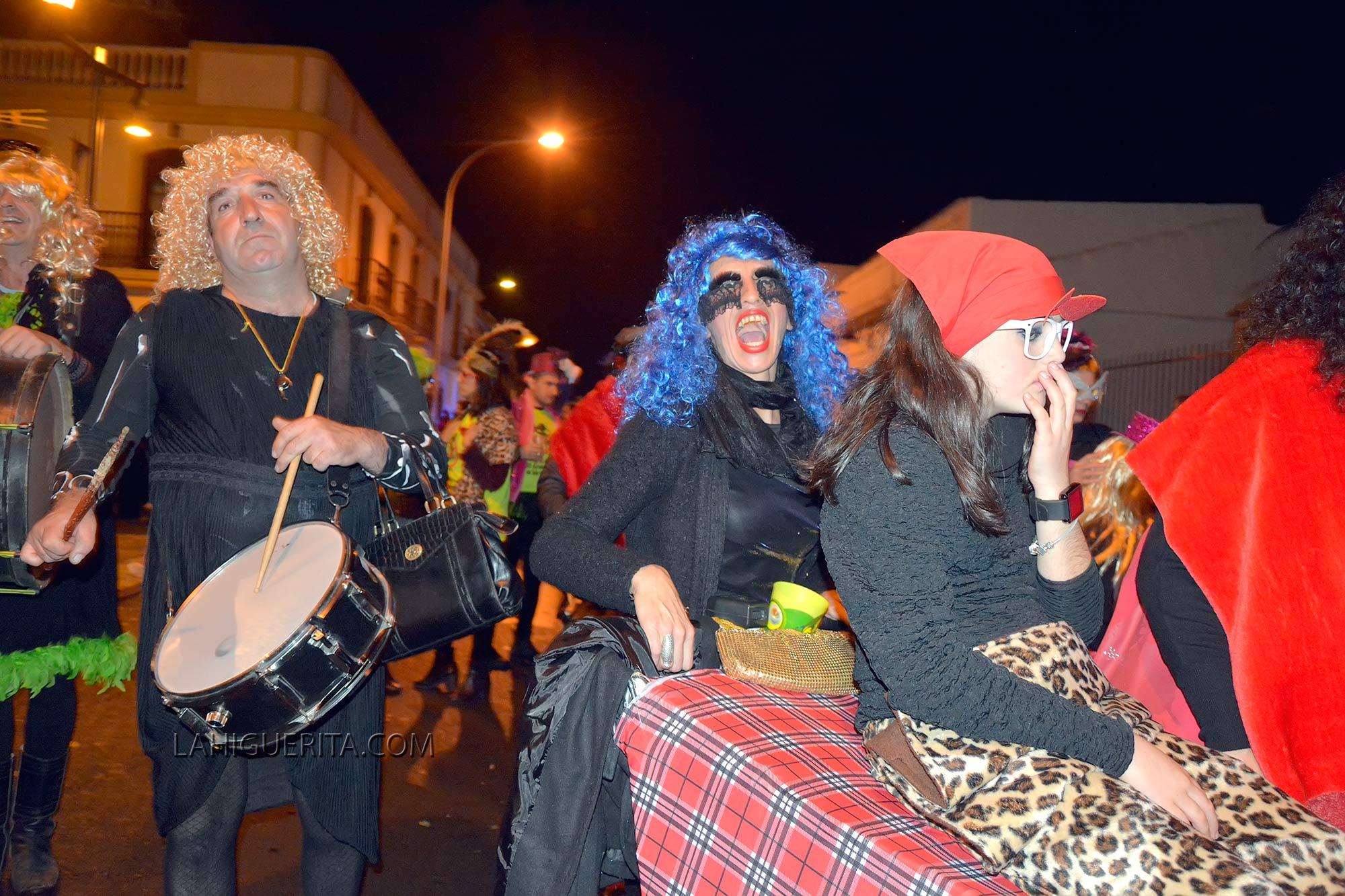 Entierro de la sardina carnaval isla cristina _DSC2298