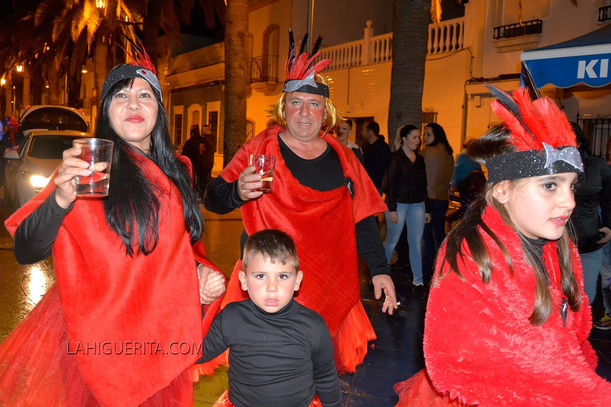 Entierro de la sardina carnaval isla cristina _DSC2316