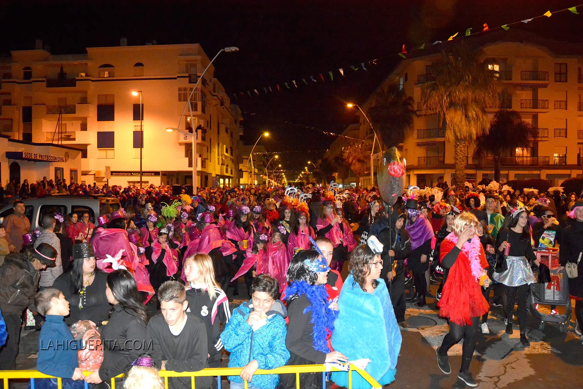 Entierro de la sardina carnaval isla cristina _DSC2336