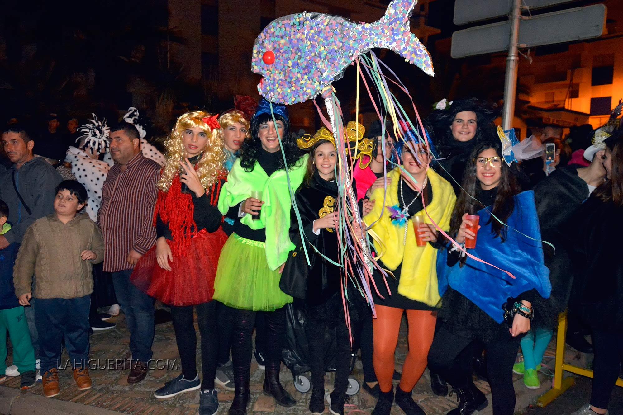 Entierro de la sardina carnaval isla cristina _DSC2343